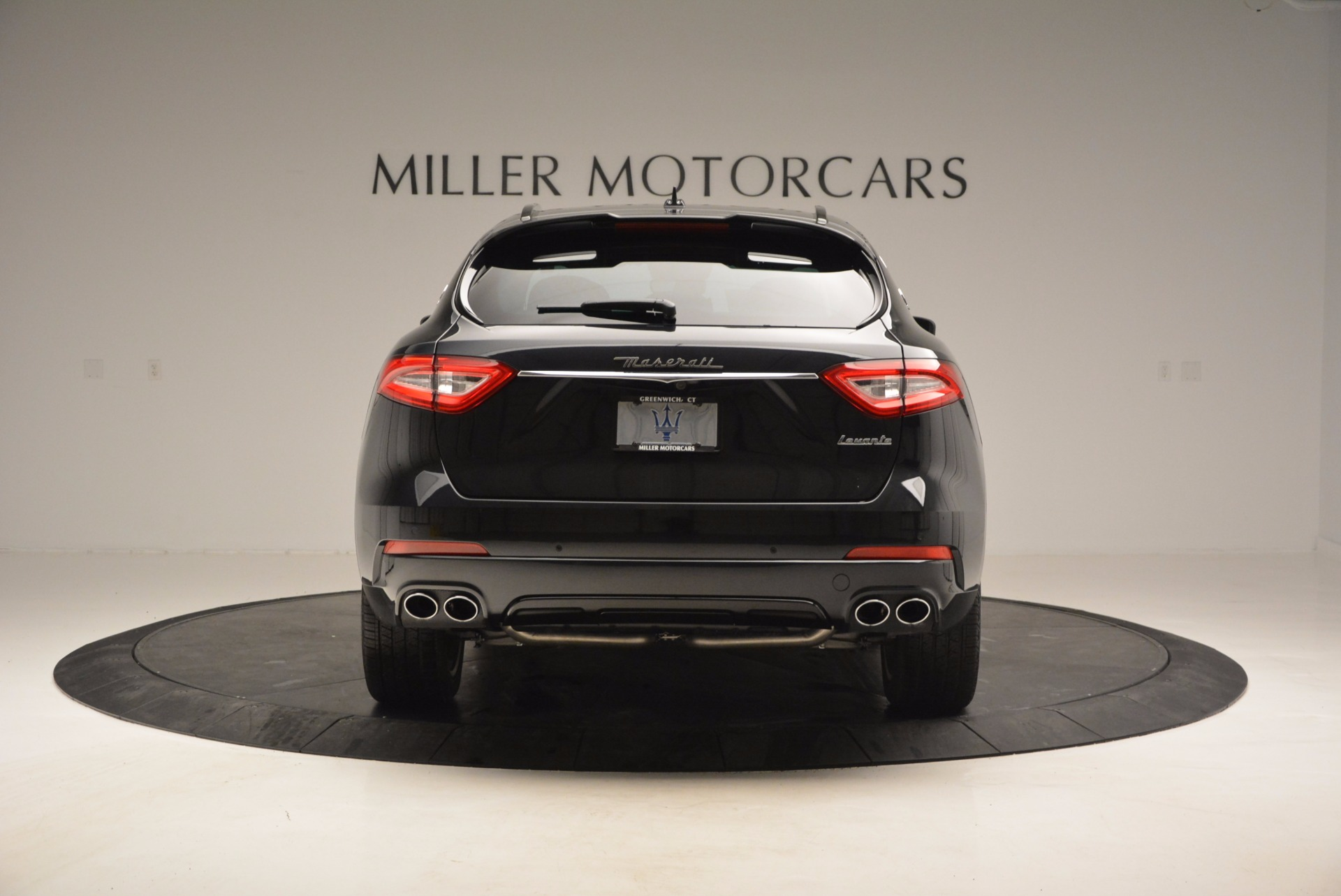 New 2017 Maserati Levante S Q4 For Sale In Westport, CT 1560_p6