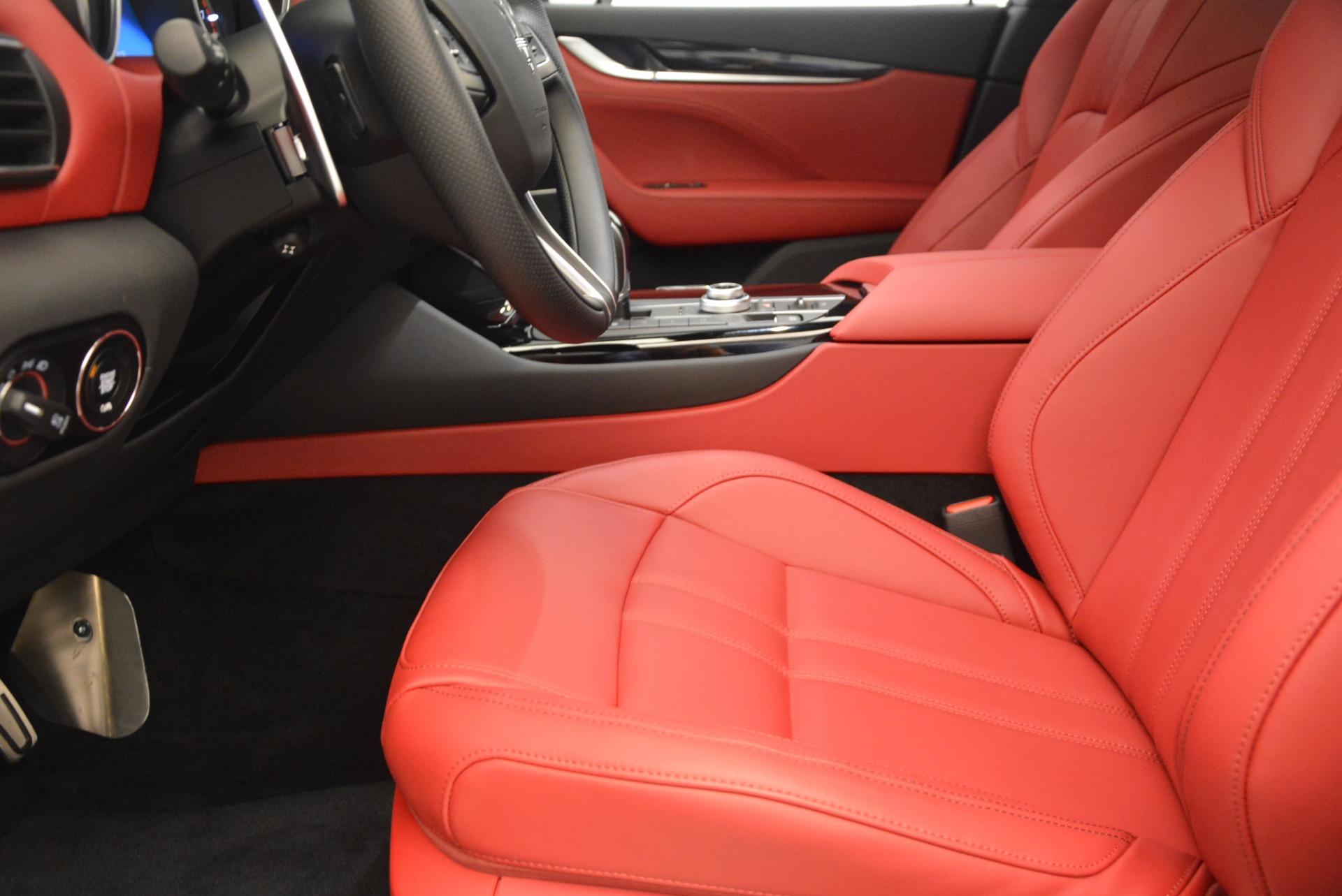 New 2018 Maserati Levante Q4 GranSport For Sale In Westport, CT 1563_p14