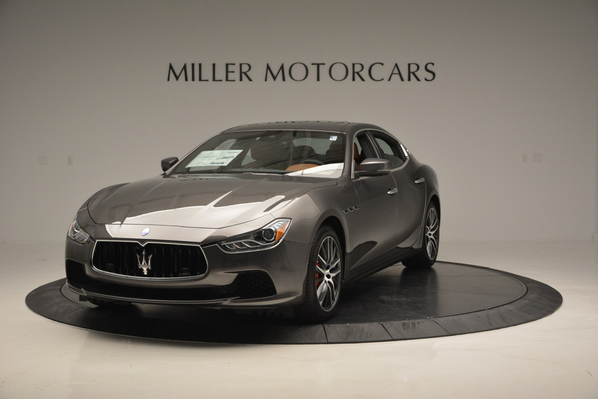 New 2018 Maserati Ghibli S Q4 For Sale In Westport, CT 1566_main
