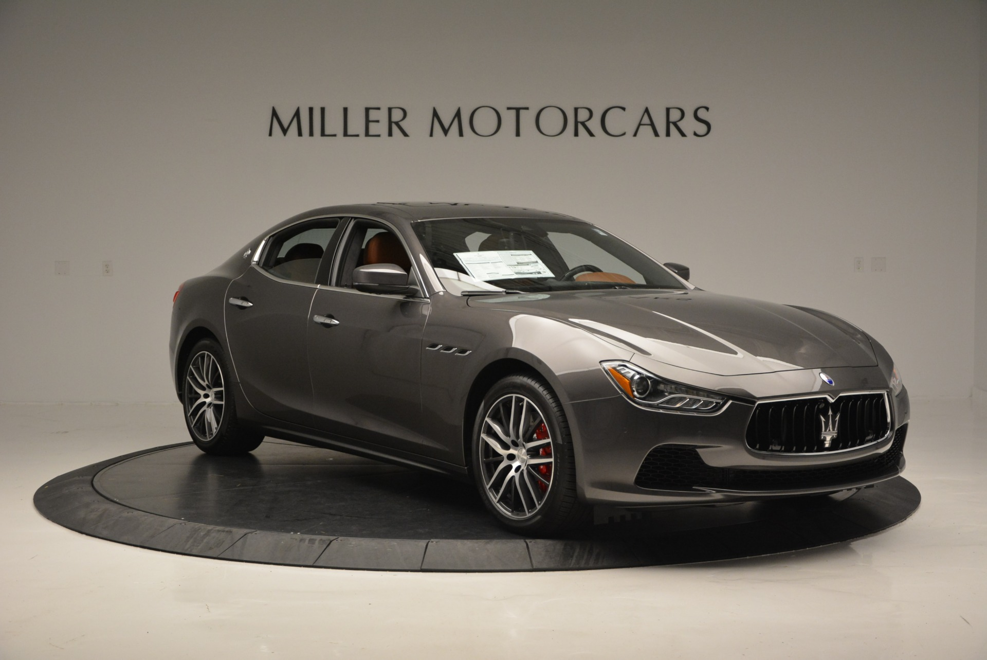 New 2018 Maserati Ghibli S Q4 For Sale In Westport, CT 1566_p11