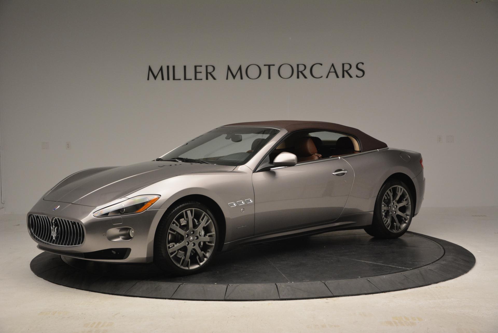 Used 2012 Maserati GranTurismo  For Sale In Westport, CT 157_p14