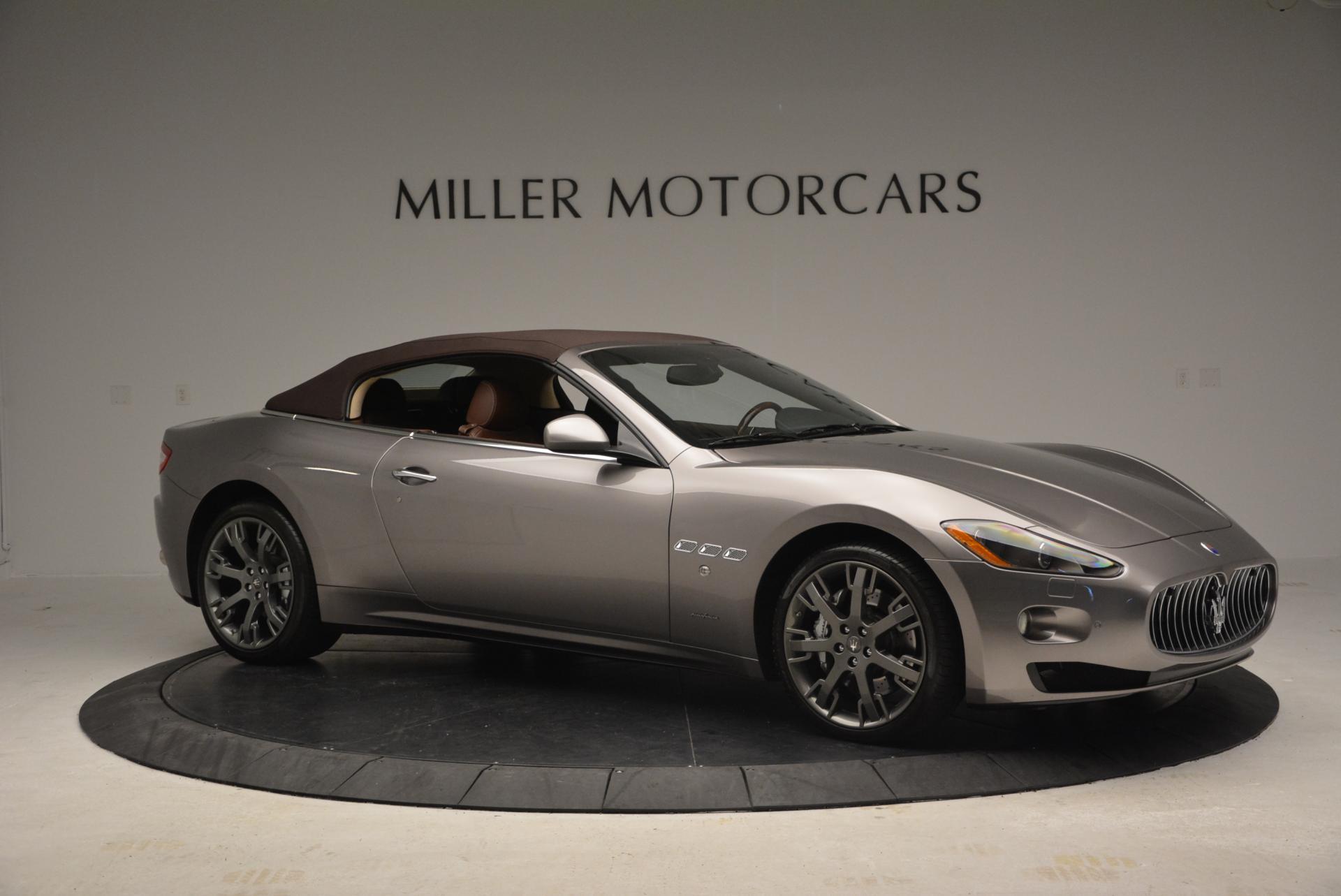 Used 2012 Maserati GranTurismo  For Sale In Westport, CT 157_p17