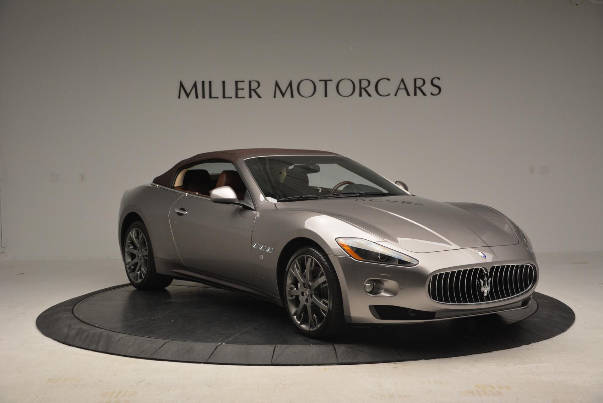 Used 2012 Maserati GranTurismo  For Sale In Westport, CT 157_p18