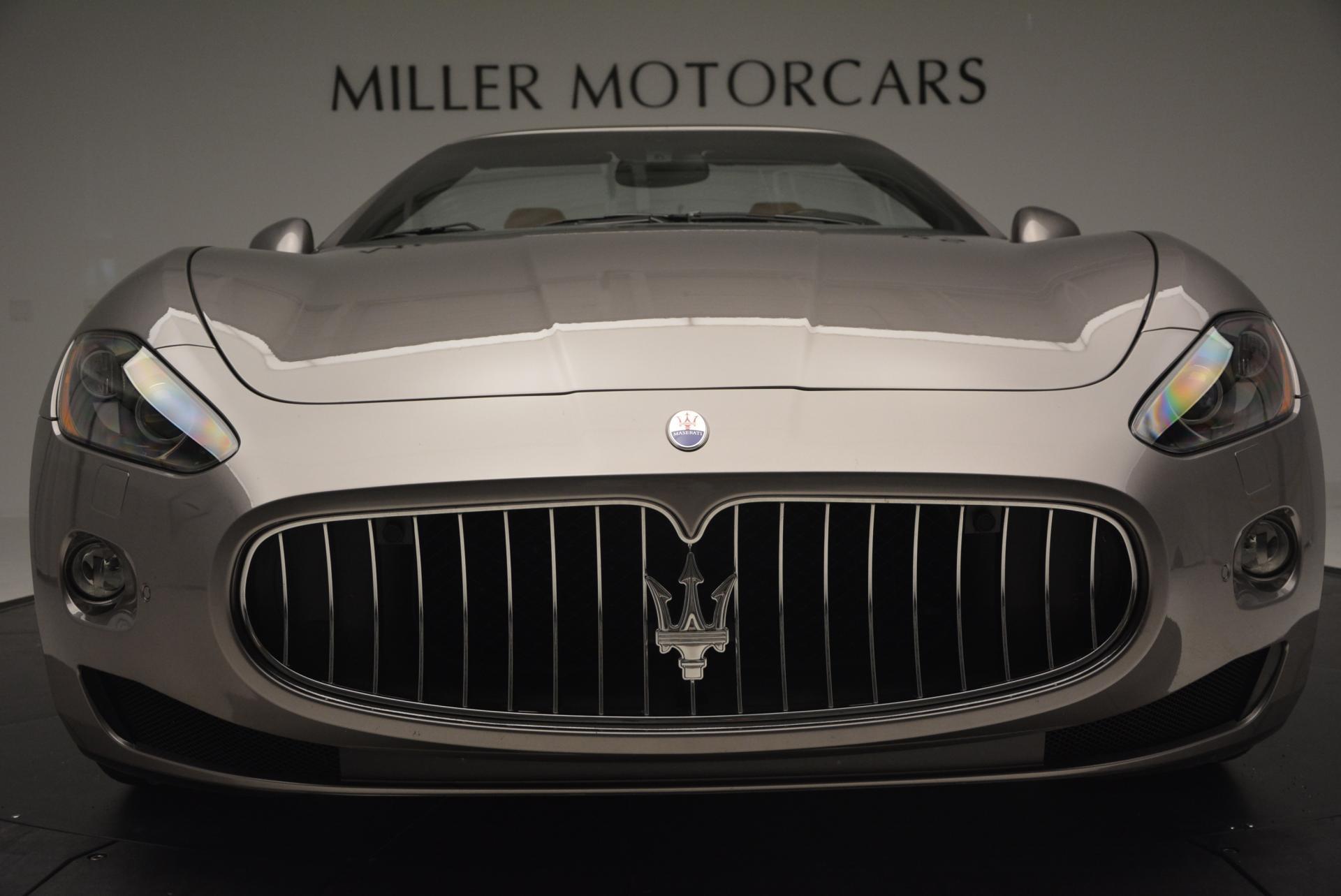 Used 2012 Maserati GranTurismo  For Sale In Westport, CT 157_p20