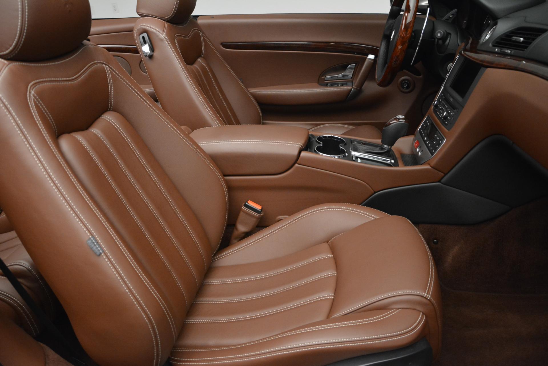 Used 2012 Maserati GranTurismo  For Sale In Westport, CT 157_p27
