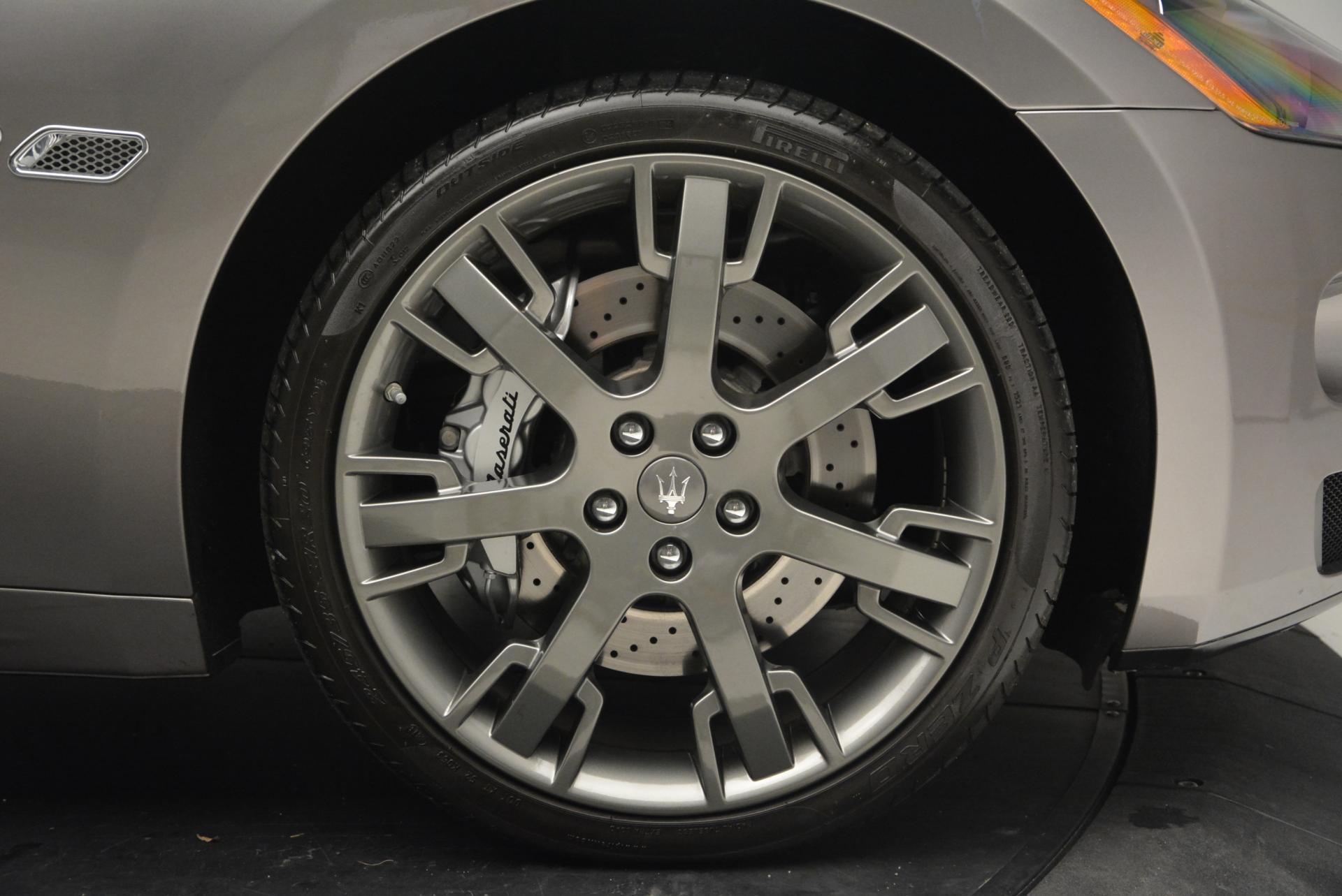 Used 2012 Maserati GranTurismo  For Sale In Westport, CT 157_p31
