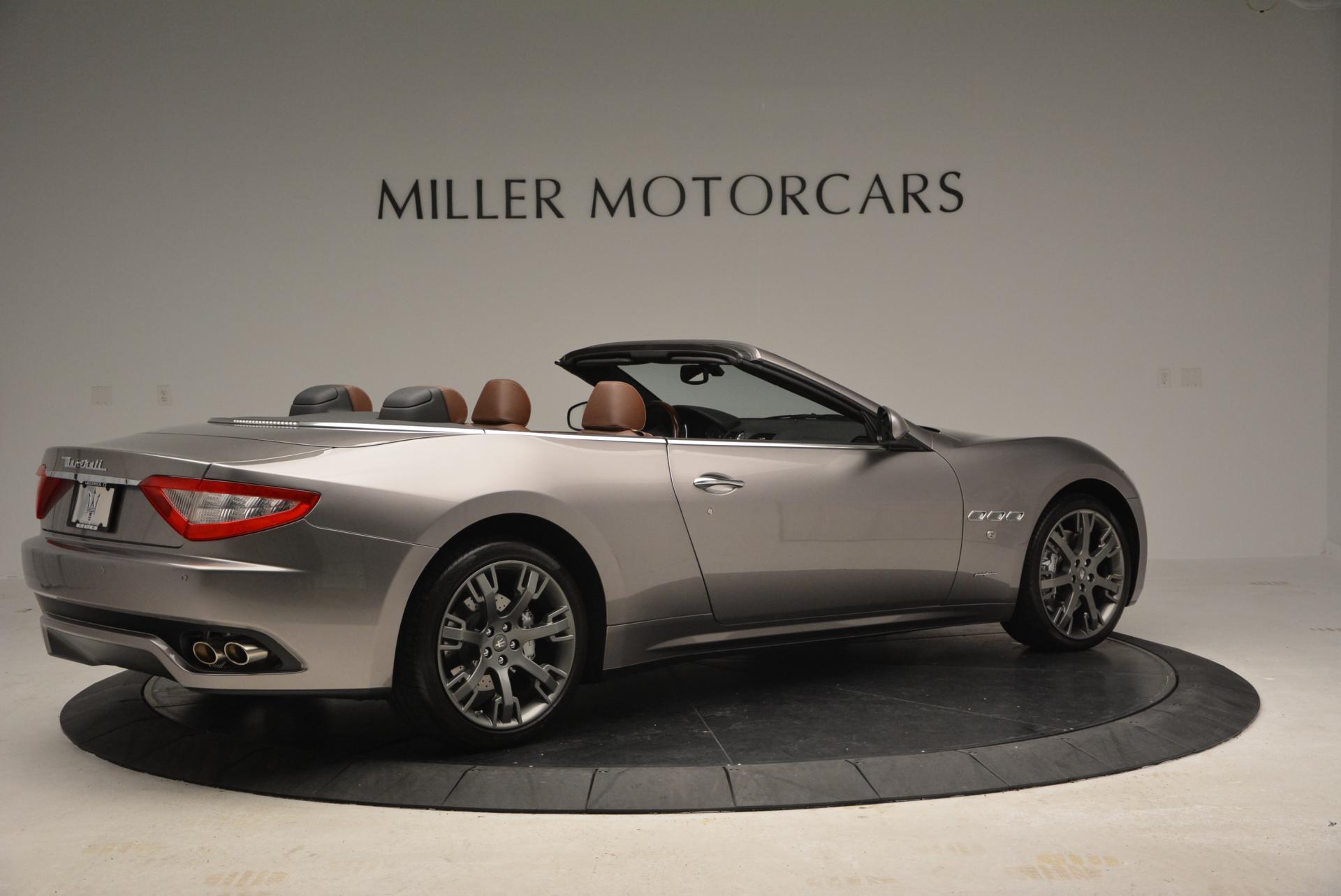 Used 2012 Maserati GranTurismo  For Sale In Westport, CT 157_p8