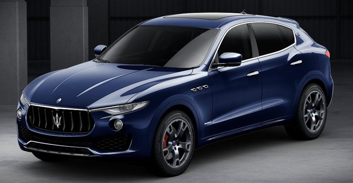New 2018 Maserati Levante S GranSport For Sale In Westport, CT 1571_main