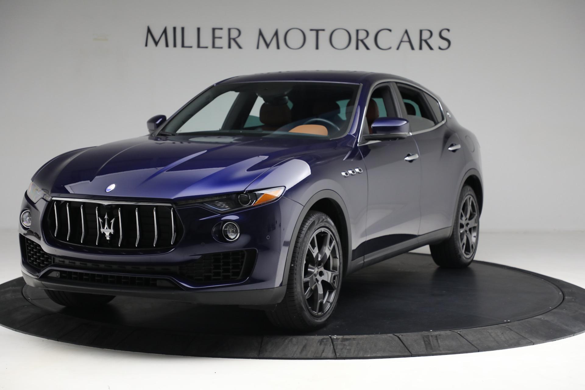 New 2018 Maserati Levante Q4 For Sale In Westport, CT 1573_main