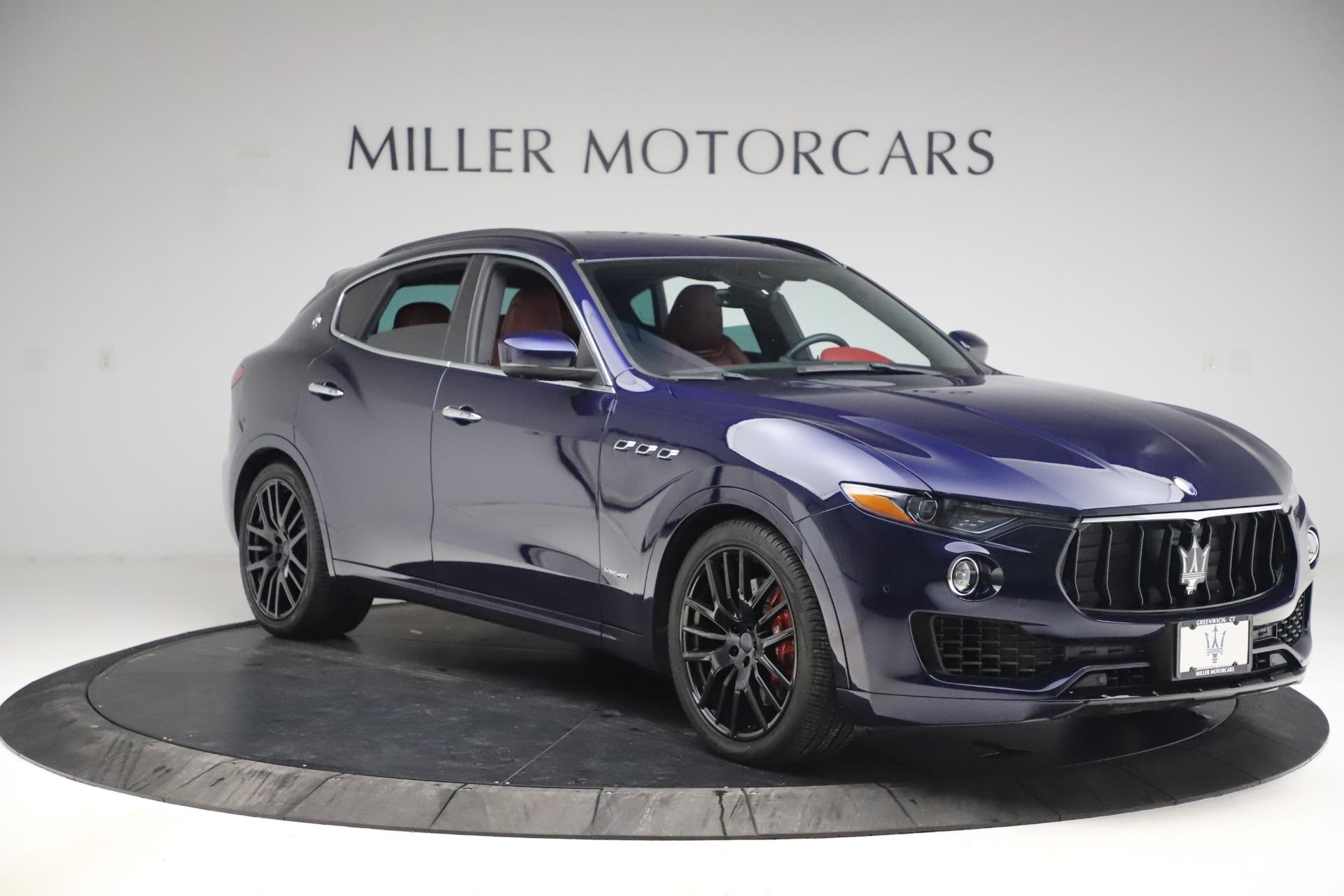 New 2018 Maserati Levante S GranSport For Sale In Westport, CT 1575_p12