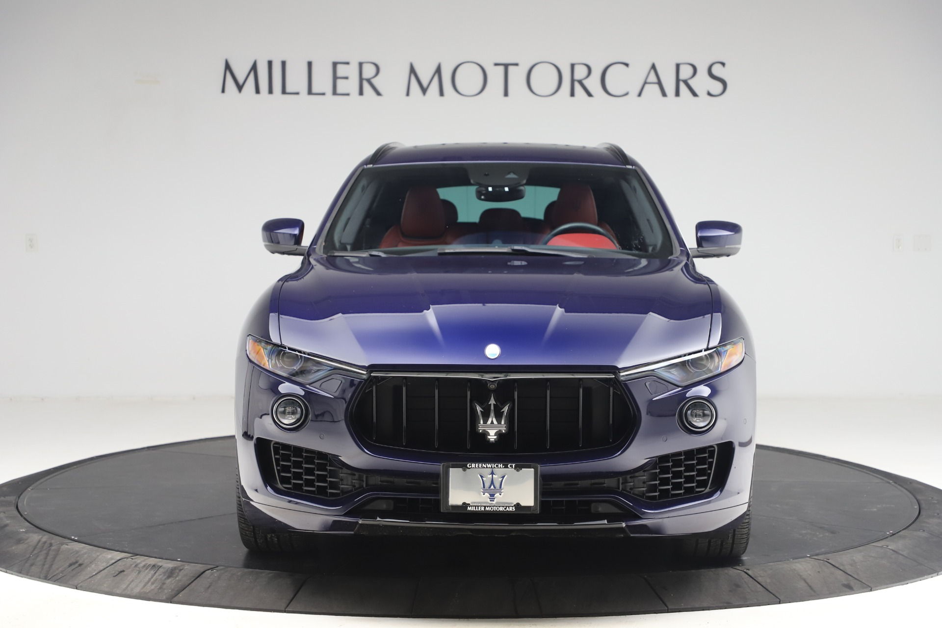 New 2018 Maserati Levante S GranSport For Sale In Westport, CT 1575_p13