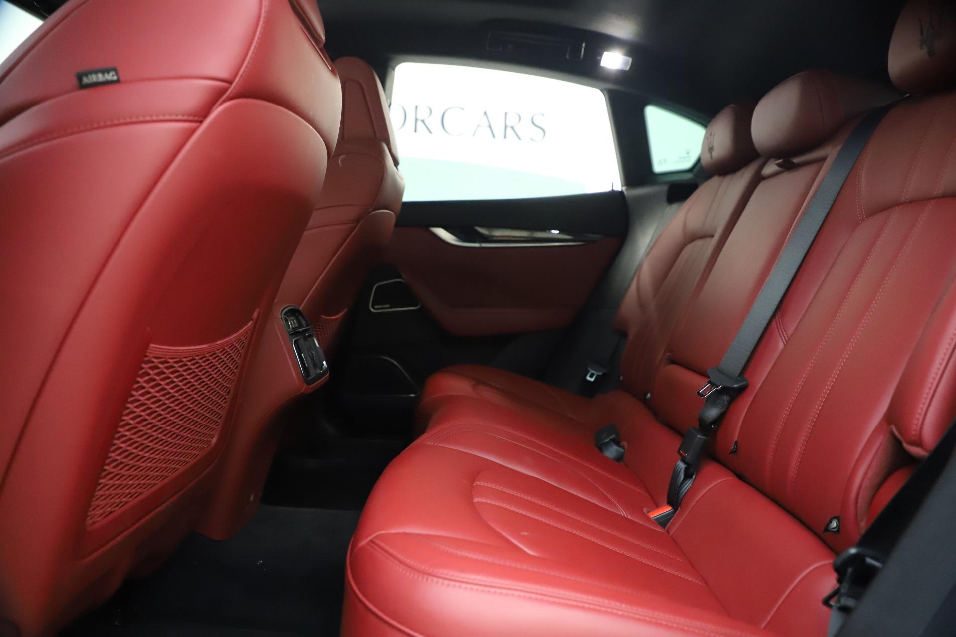 New 2018 Maserati Levante S GranSport For Sale In Westport, CT 1575_p20
