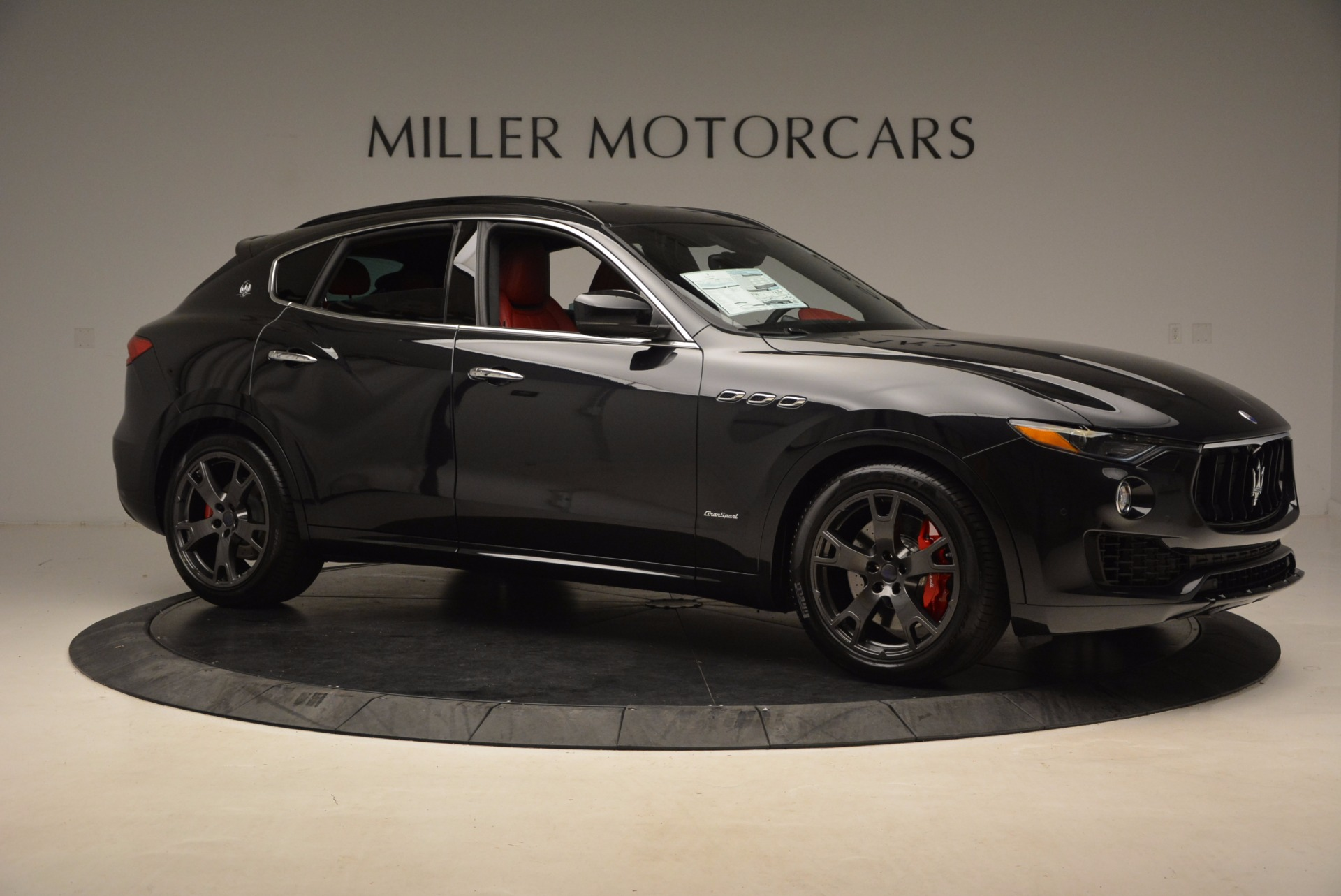 New 2018 Maserati Levante S Q4 For Sale In Westport, CT 1576_p10