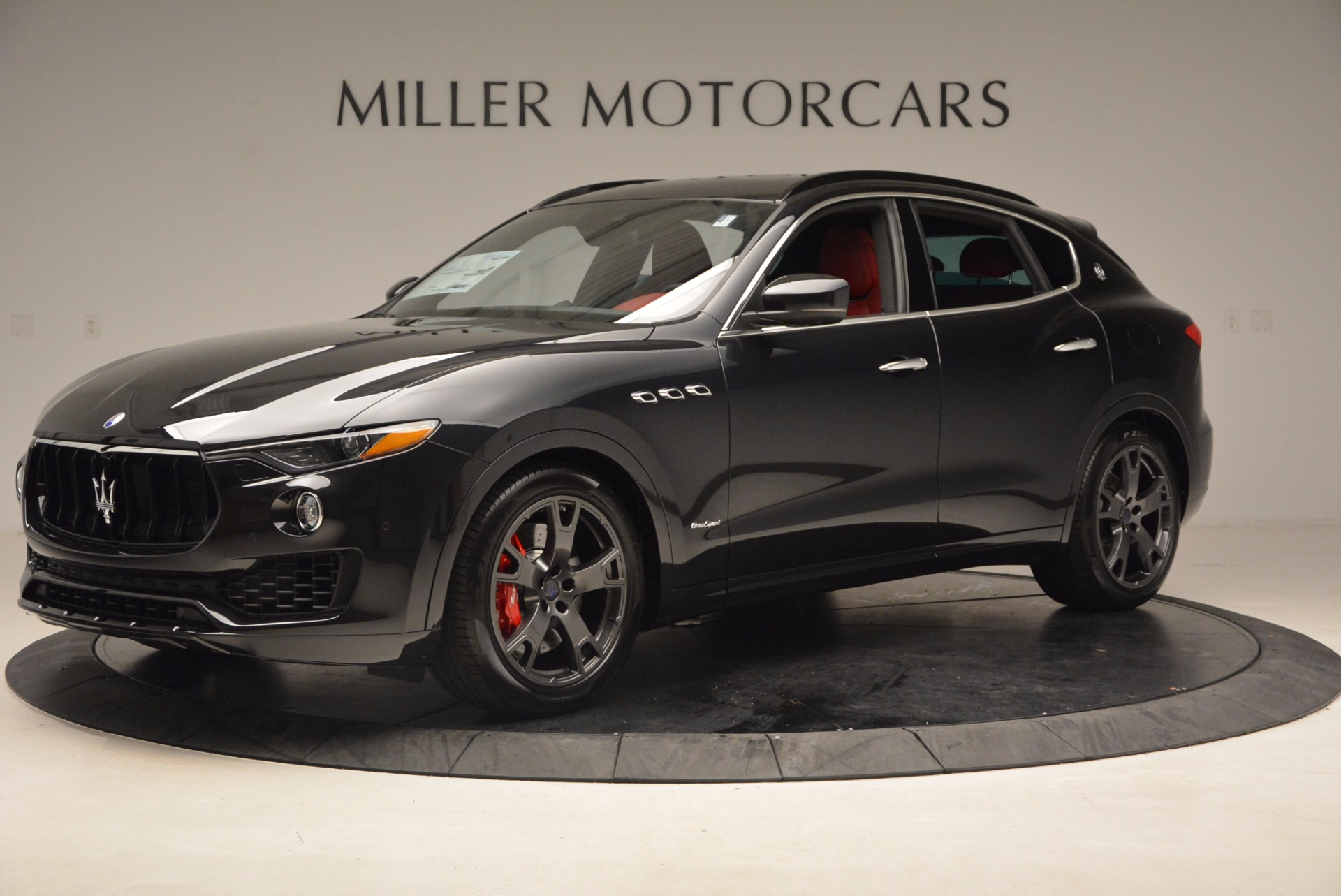 New 2018 Maserati Levante S Q4 For Sale In Westport, CT 1576_p2