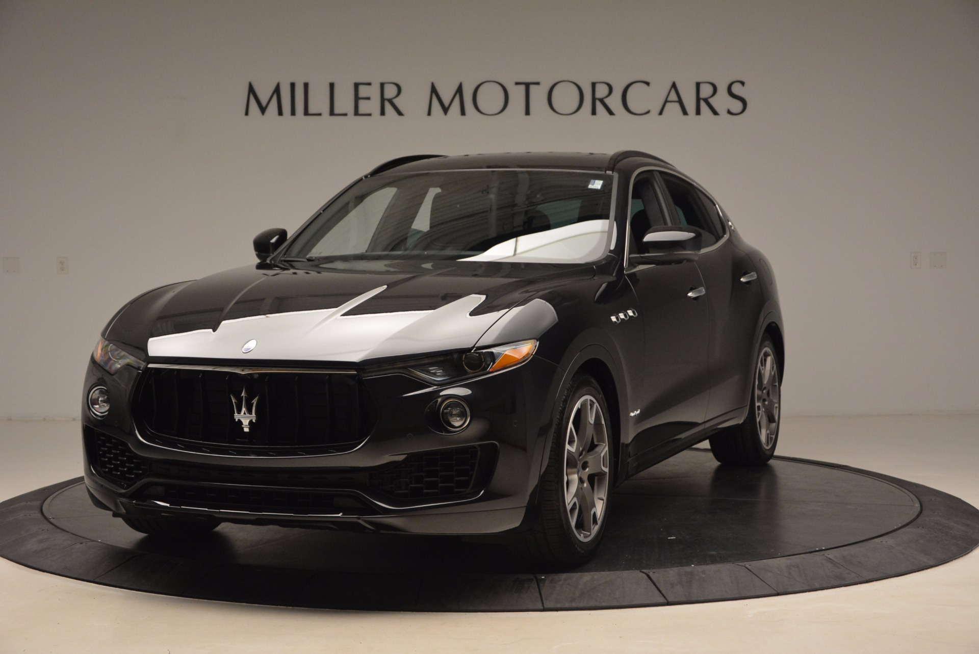 New 2018 Maserati Levante S Q4 GRANSPORT For Sale In Westport, CT 1578_main