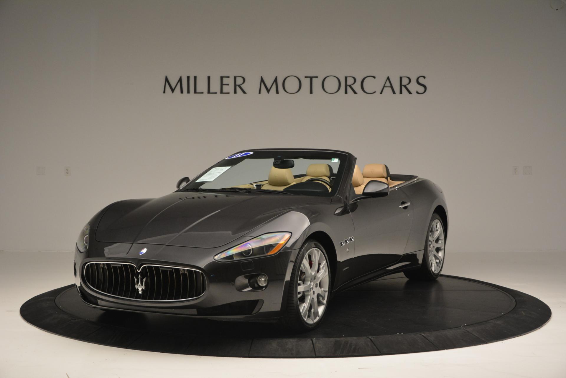 Used 2011 Maserati GranTurismo Base For Sale In Westport, CT 158_main