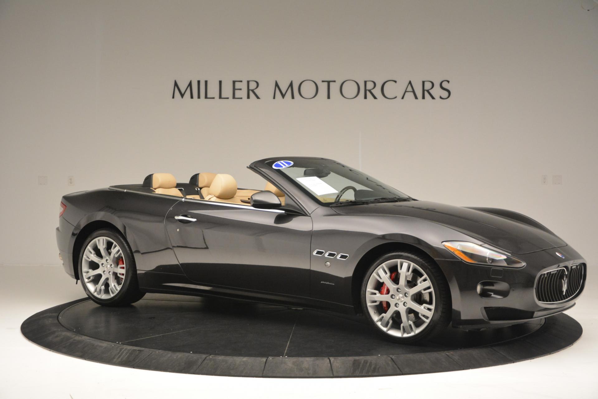 Used 2011 Maserati GranTurismo Base For Sale In Westport, CT 158_p10