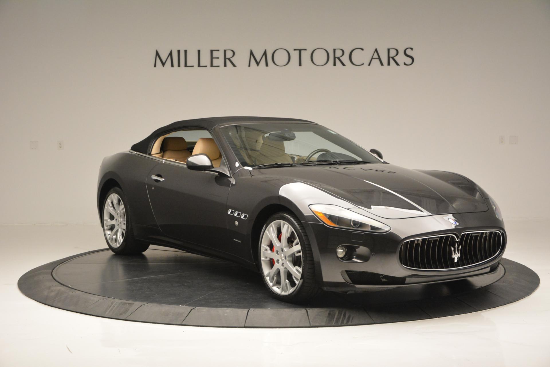 Used 2011 Maserati GranTurismo Base For Sale In Westport, CT 158_p22