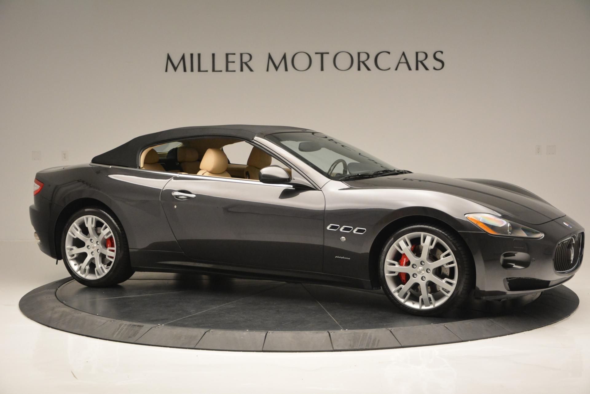 Used 2011 Maserati GranTurismo Base For Sale In Westport, CT 158_p23