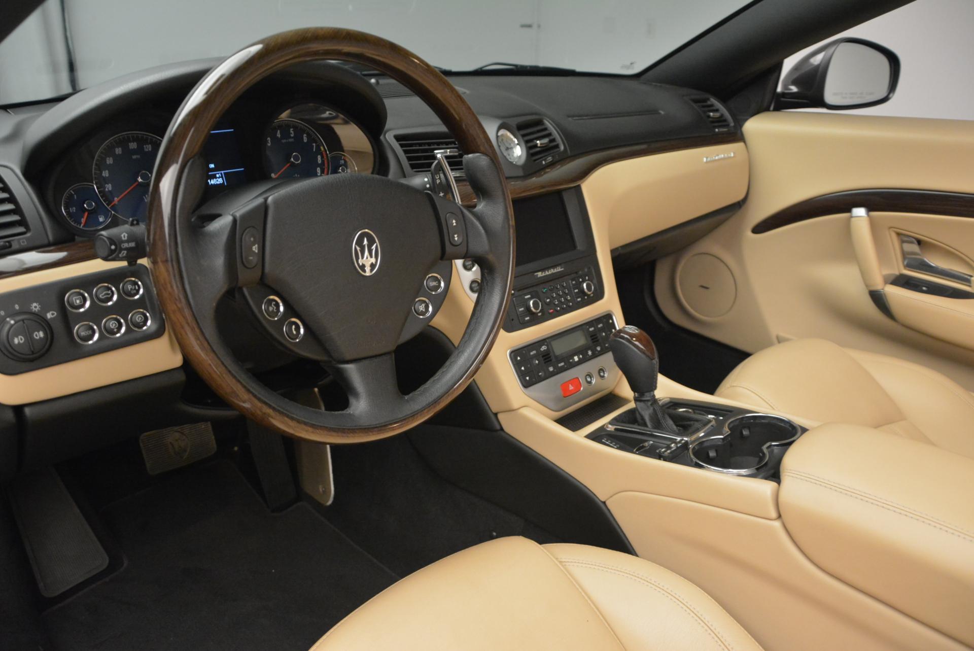 Used 2011 Maserati GranTurismo Base For Sale In Westport, CT 158_p26