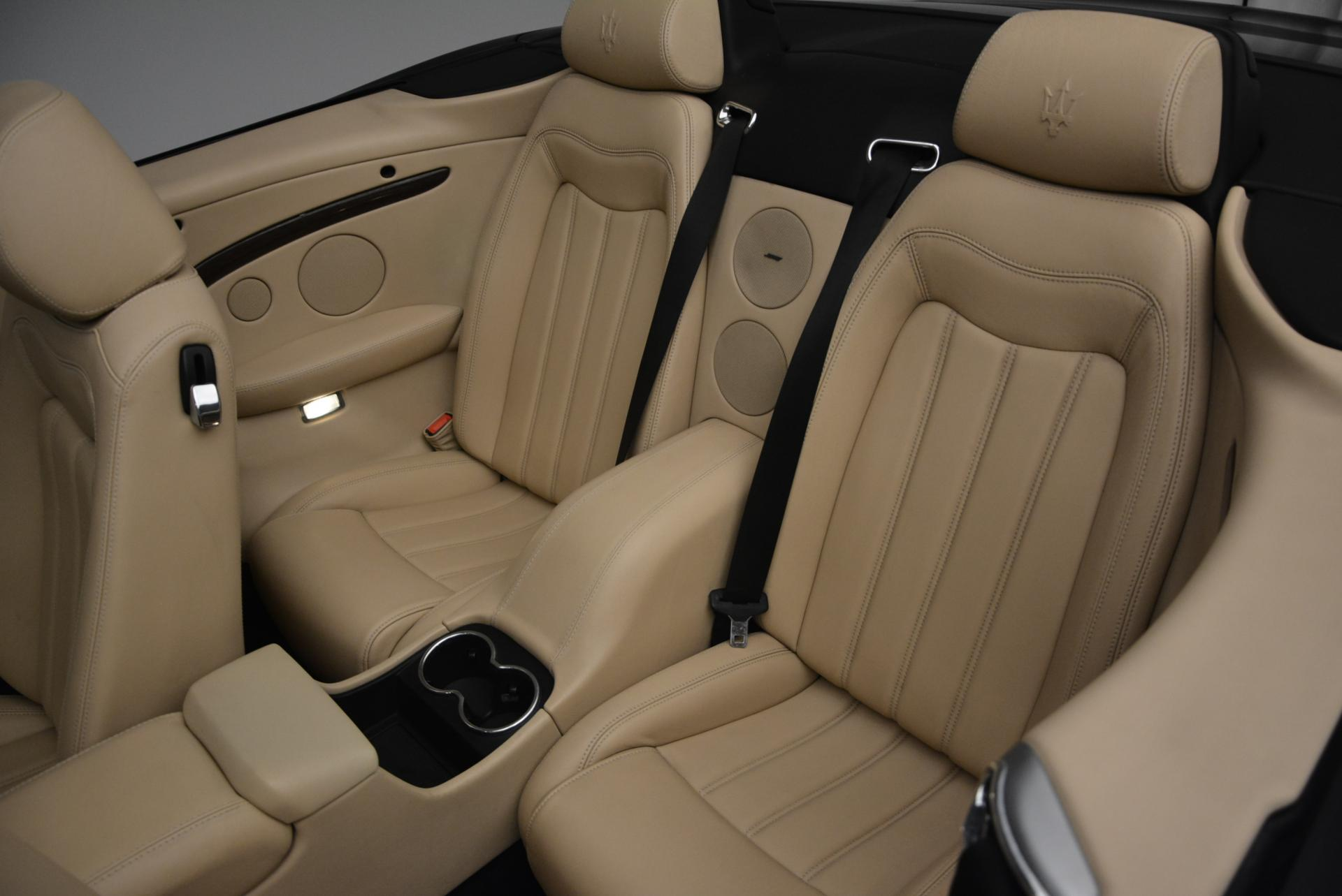 Used 2011 Maserati GranTurismo Base For Sale In Westport, CT 158_p28