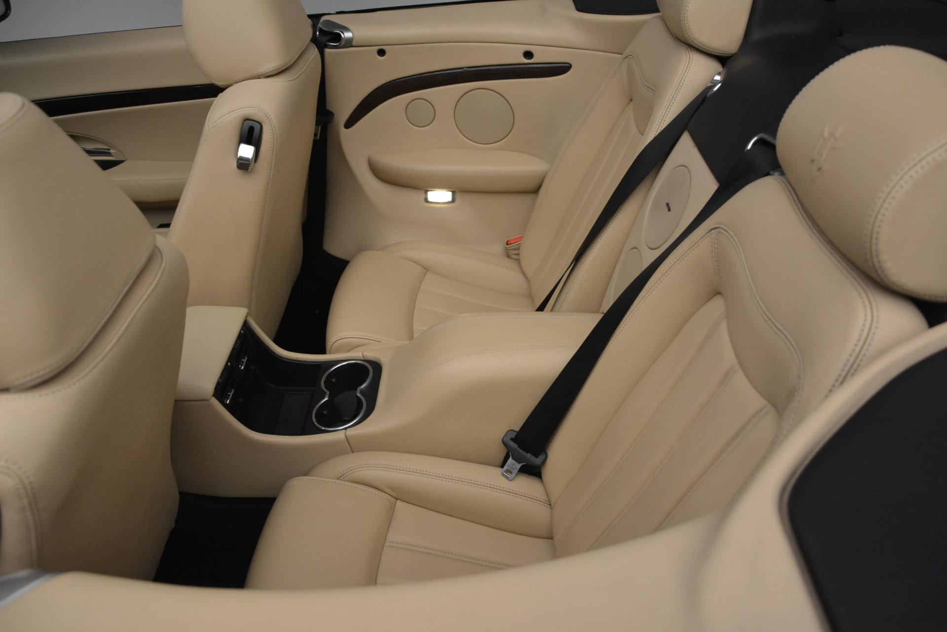 Used 2011 Maserati GranTurismo Base For Sale In Westport, CT 158_p29