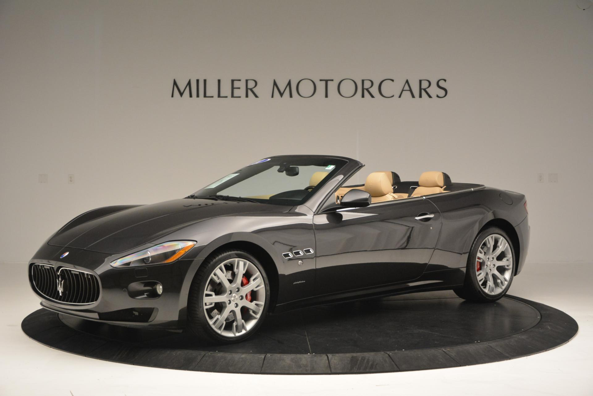 Used 2011 Maserati GranTurismo Base For Sale In Westport, CT 158_p2