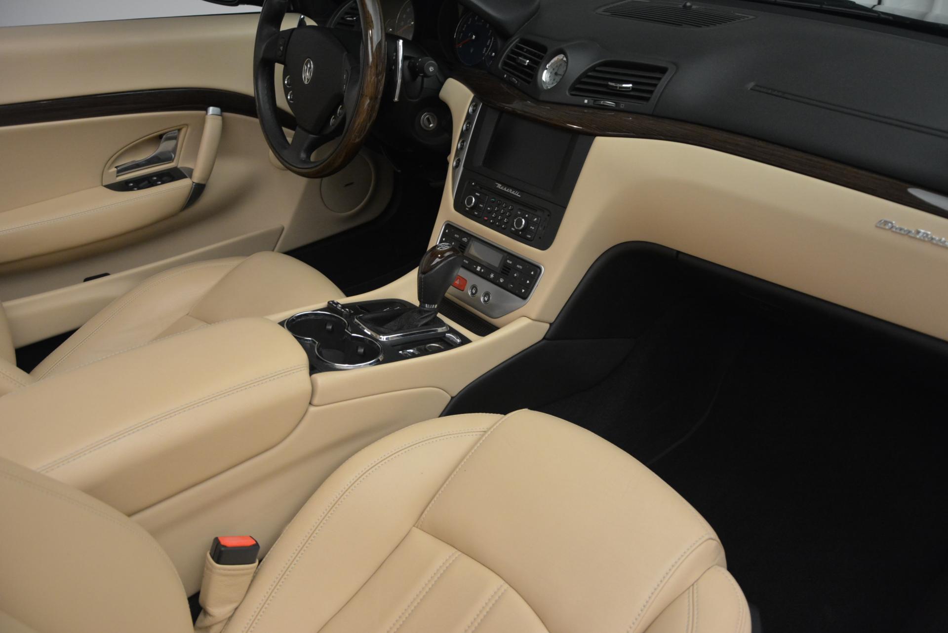 Used 2011 Maserati GranTurismo Base For Sale In Westport, CT 158_p31