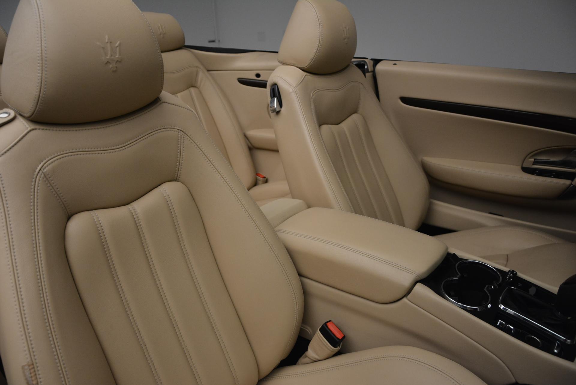 Used 2011 Maserati GranTurismo Base For Sale In Westport, CT 158_p33