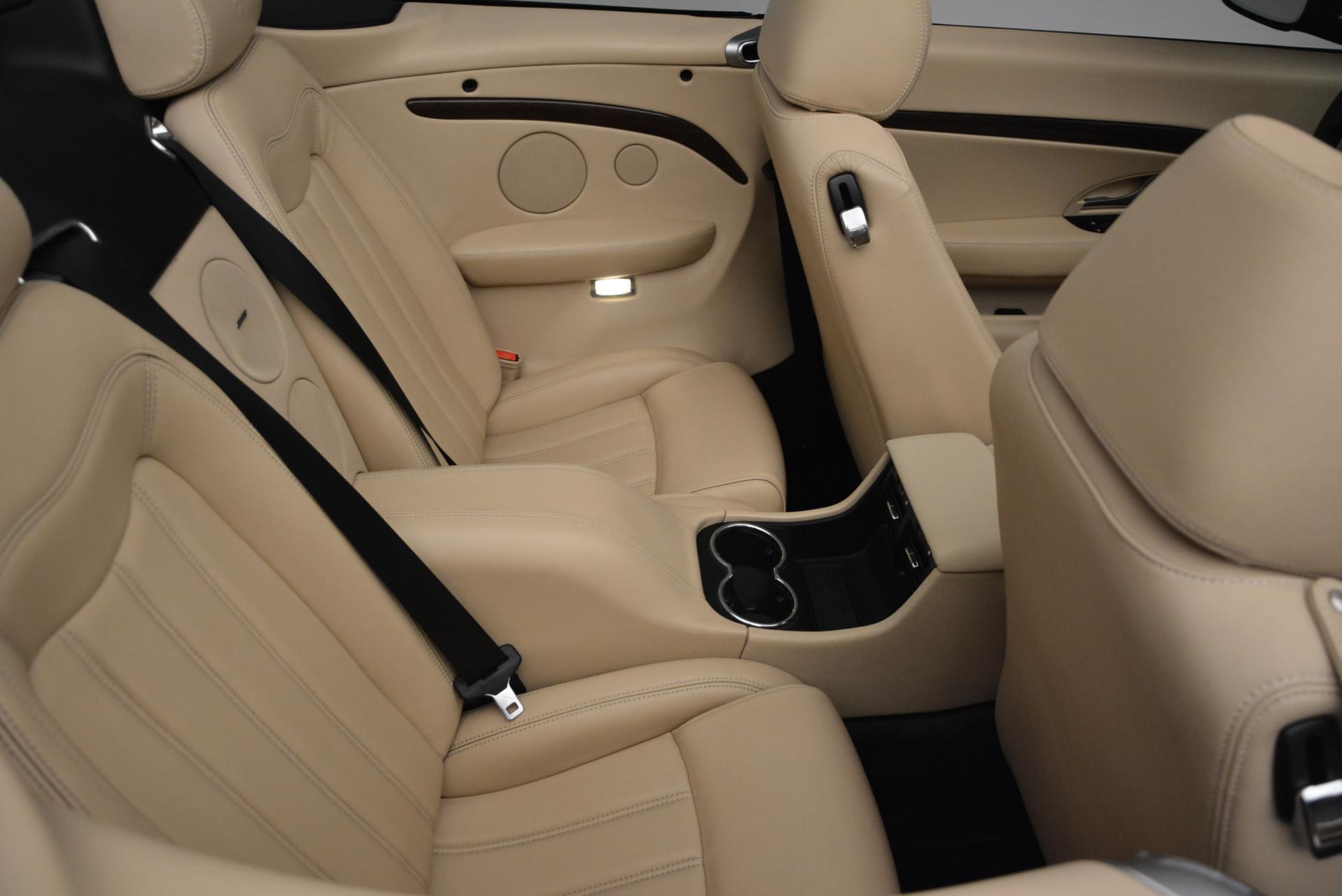 Used 2011 Maserati GranTurismo Base For Sale In Westport, CT 158_p35