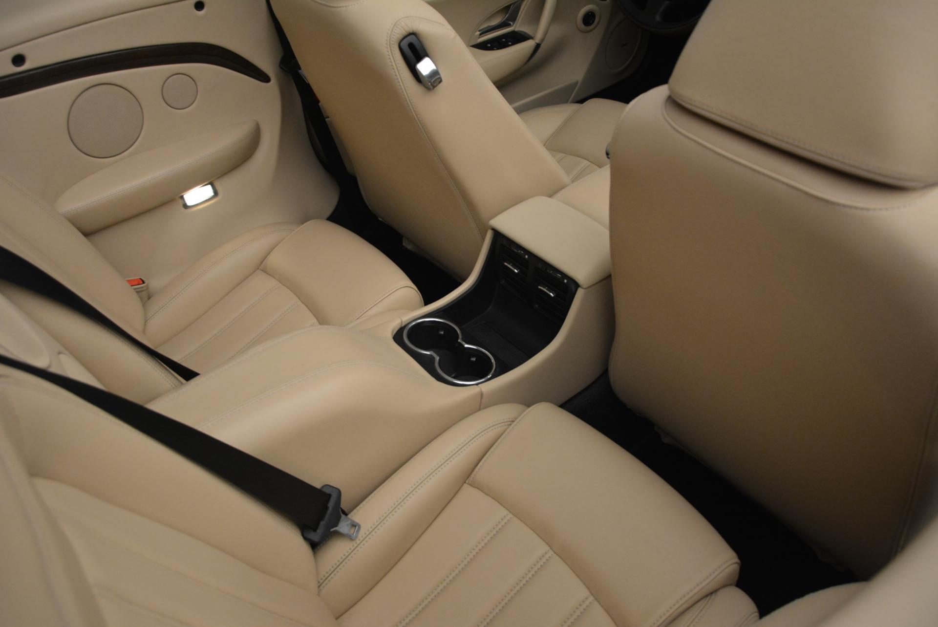 Used 2011 Maserati GranTurismo Base For Sale In Westport, CT 158_p36