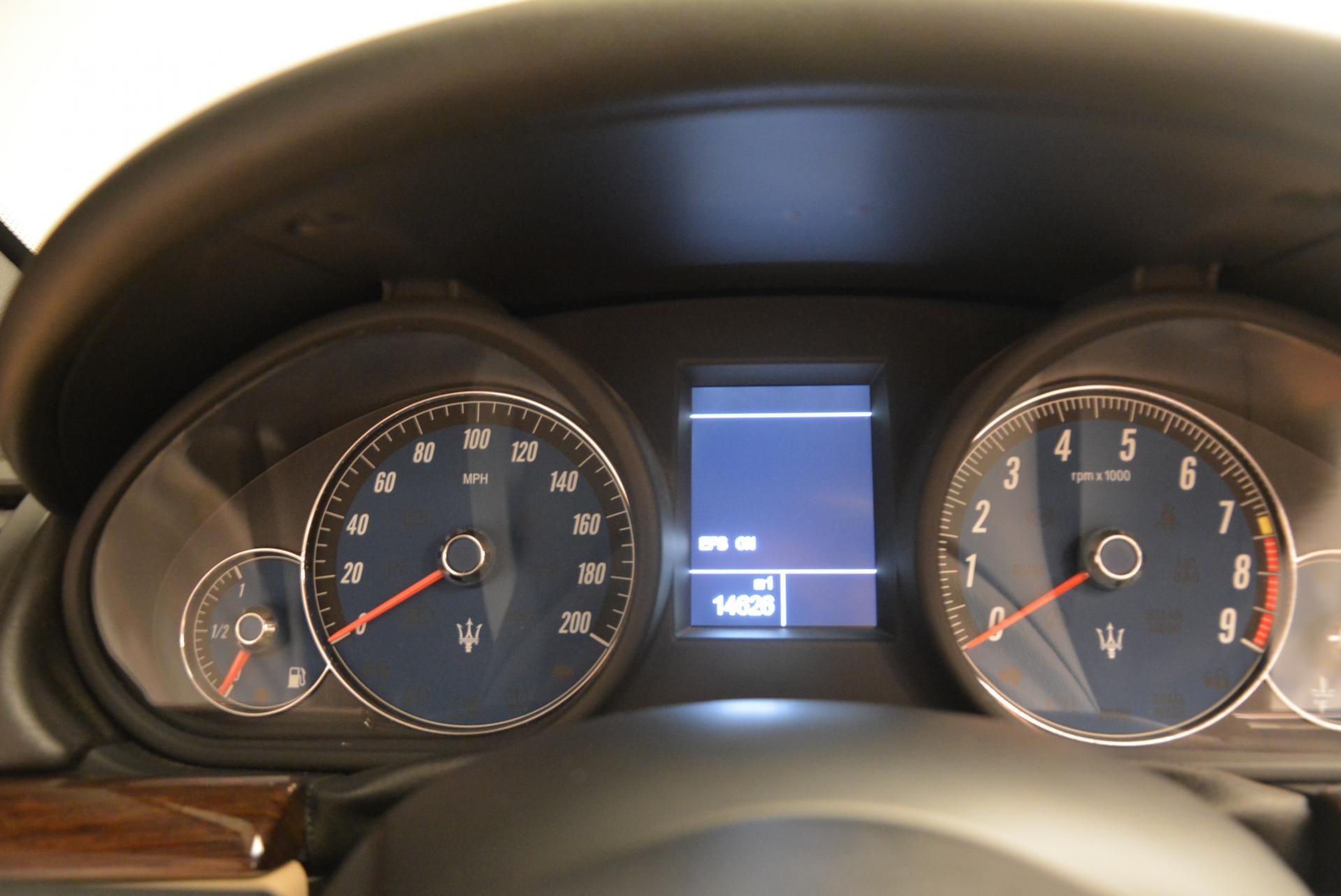Used 2011 Maserati GranTurismo Base For Sale In Westport, CT 158_p38