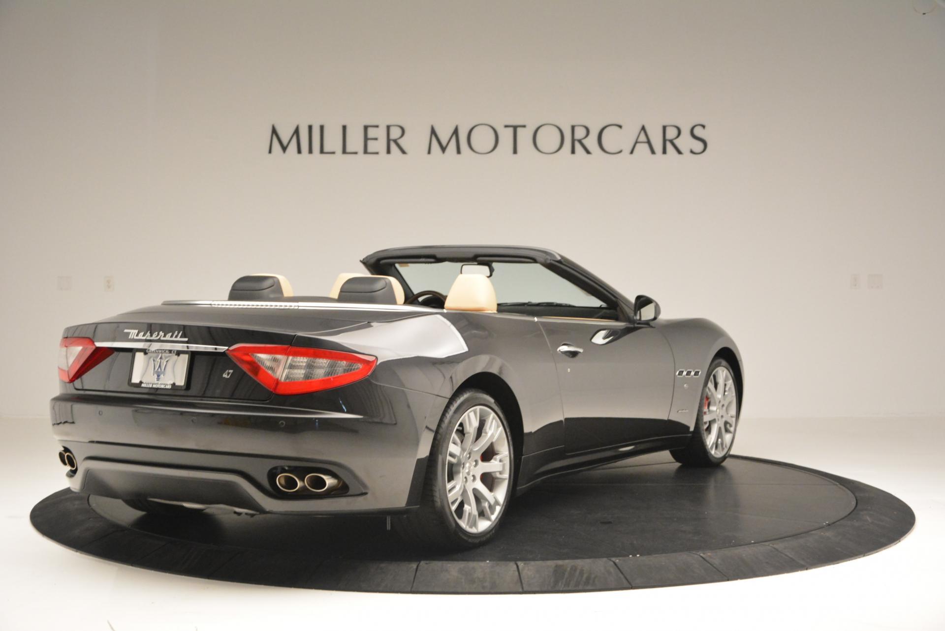 Used 2011 Maserati GranTurismo Base For Sale In Westport, CT 158_p7