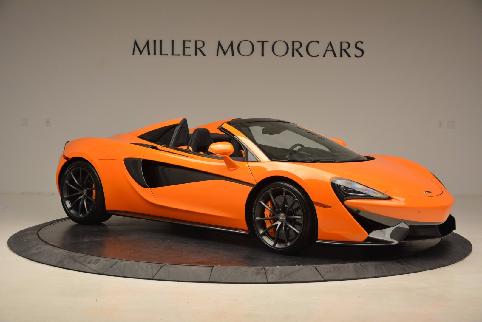 New 2018 McLaren 570S Spider  For Sale In Westport, CT 1580_p10