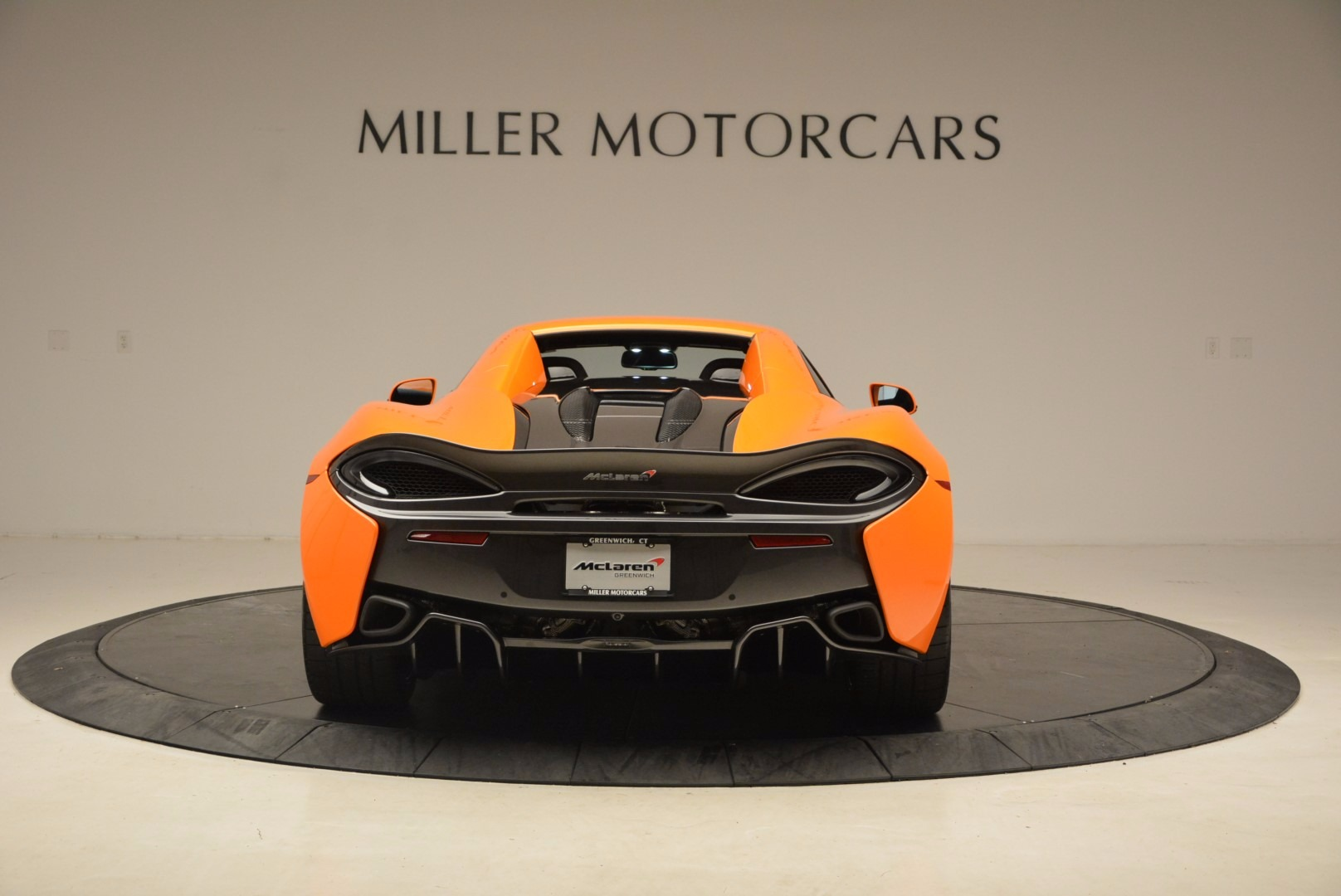 New 2018 McLaren 570S Spider  For Sale In Westport, CT 1580_p18