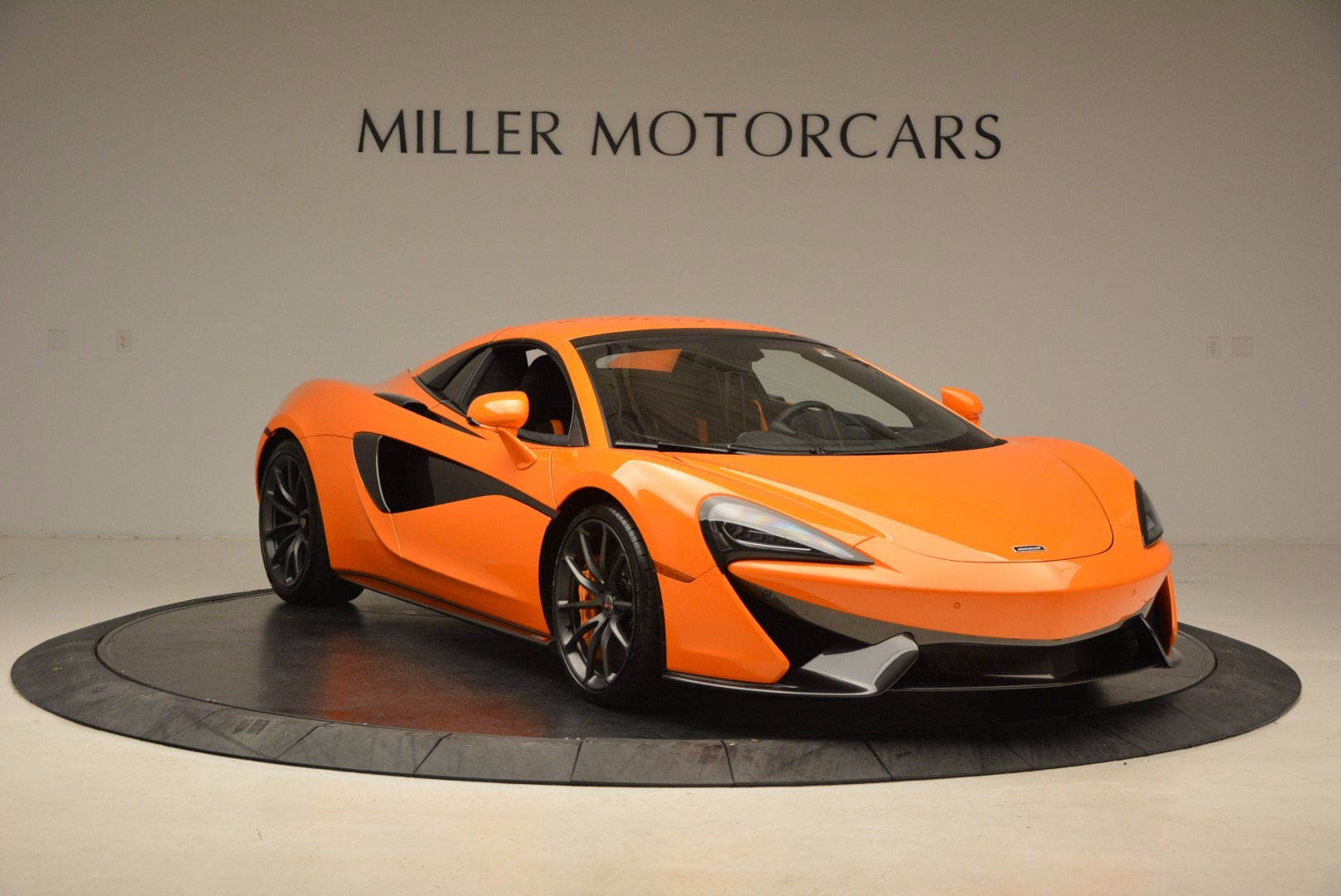New 2018 McLaren 570S Spider  For Sale In Westport, CT 1580_p21