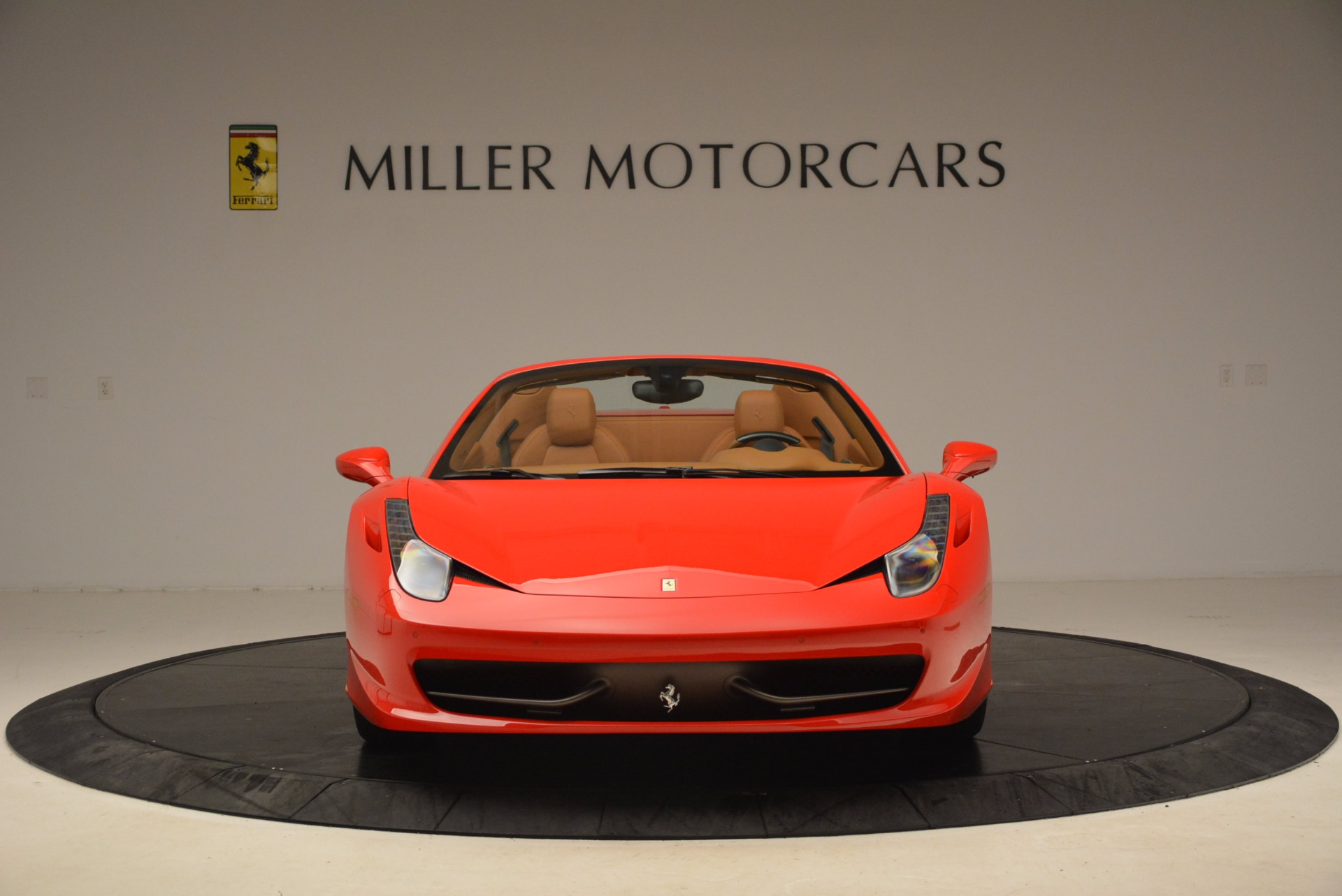 Used 2012 Ferrari 458 Spider  For Sale In Westport, CT 1581_p12