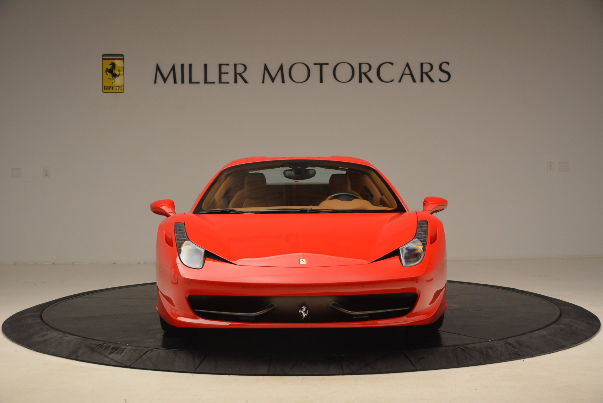 Used 2012 Ferrari 458 Spider  For Sale In Westport, CT 1581_p24