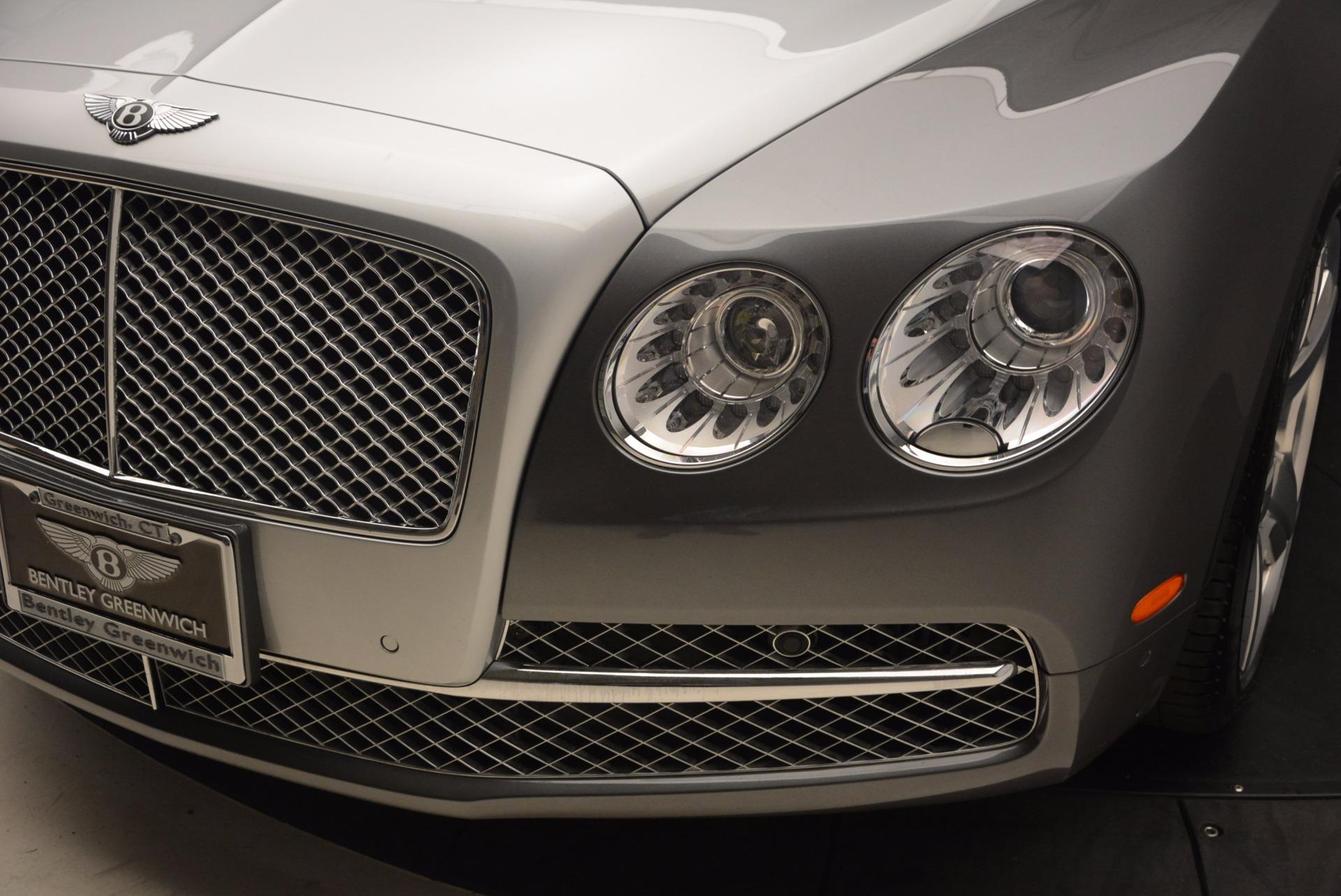 Used 2015 Bentley Flying Spur W12 For Sale In Westport, CT 1582_p14