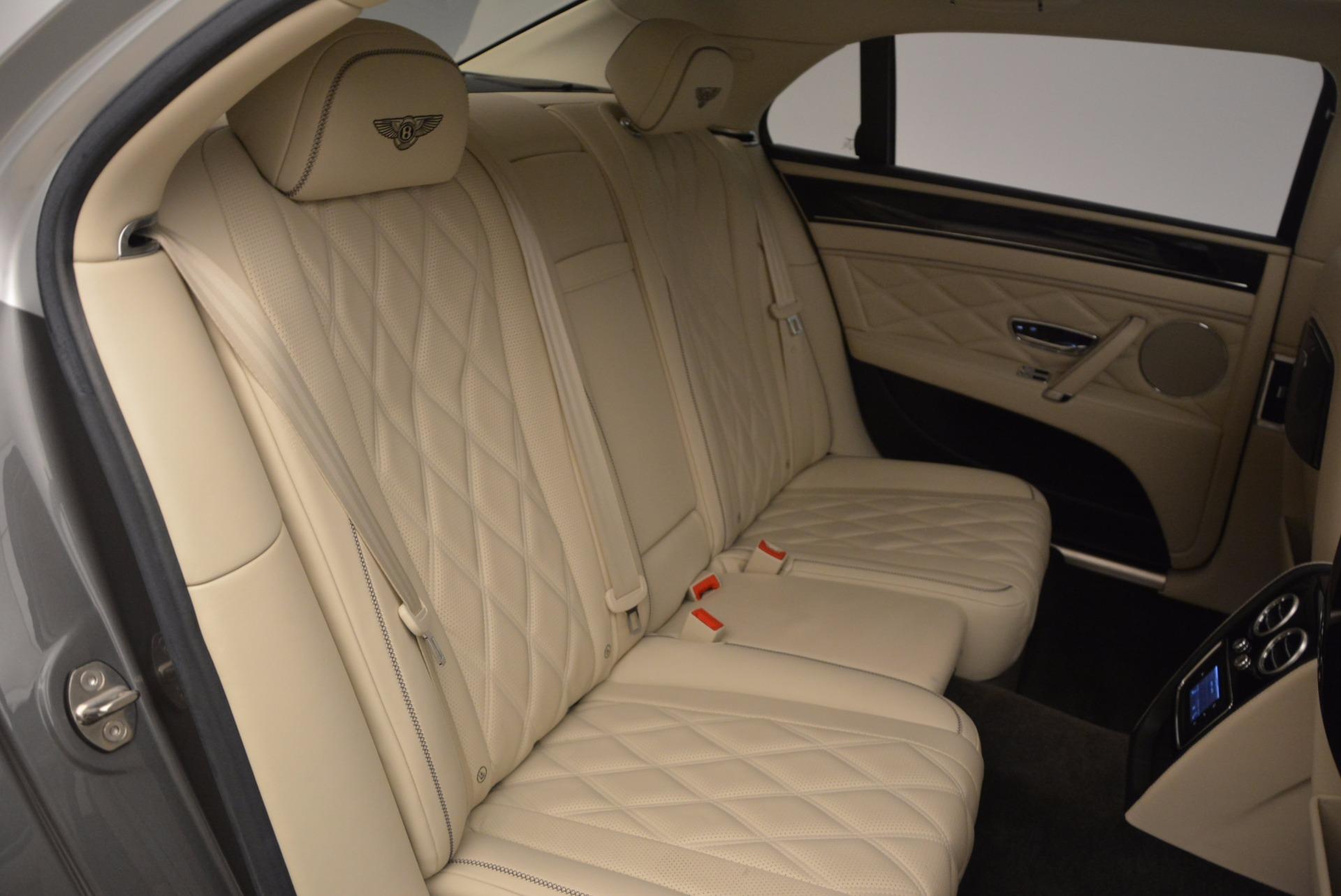 Used 2015 Bentley Flying Spur W12 For Sale In Westport, CT 1582_p36