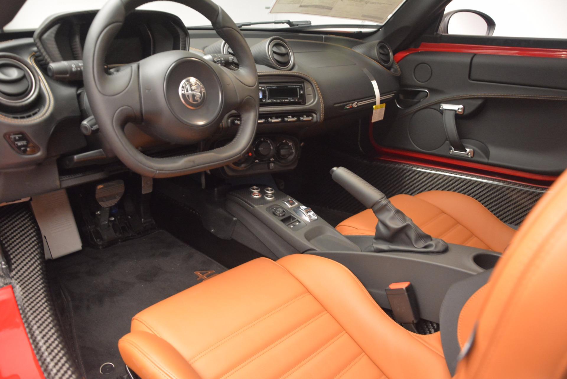 New 2018 Alfa Romeo 4C Coupe For Sale In Westport, CT 1583_p13
