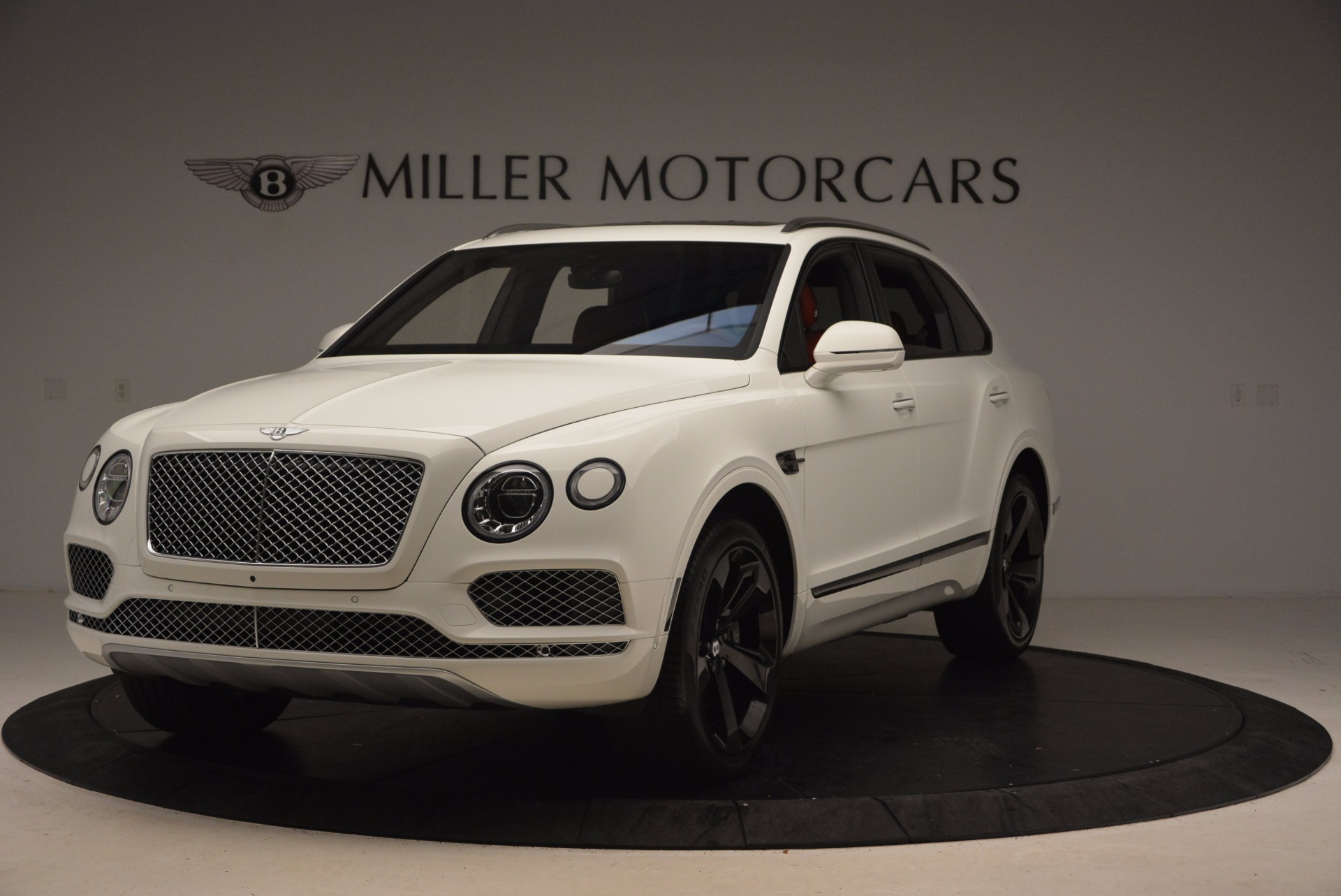 Used 2018 Bentley Bentayga Signature For Sale In Westport, CT