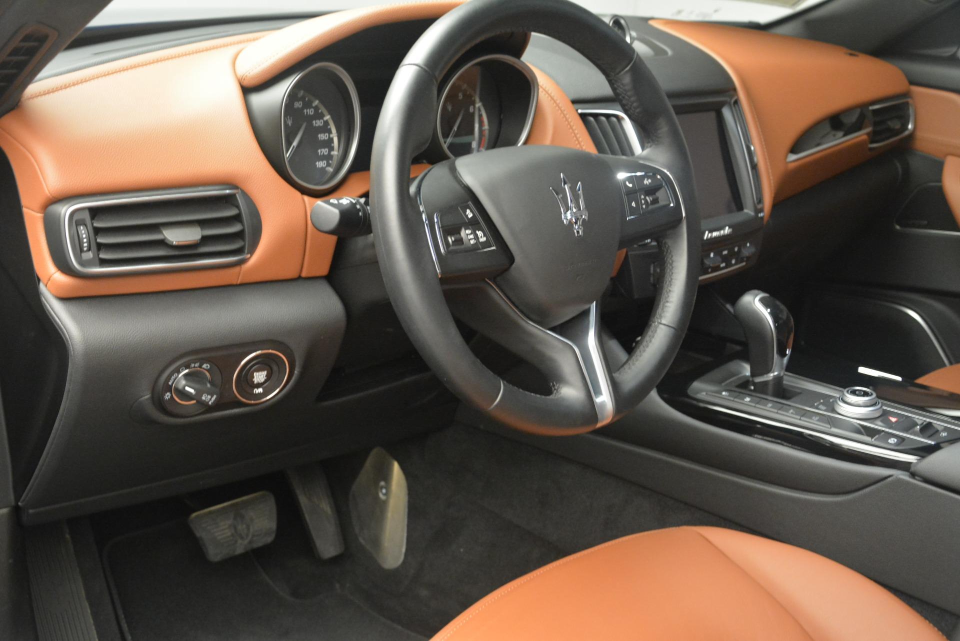 Used 2018 Maserati Levante Q4 For Sale In Westport, CT 1586_p21