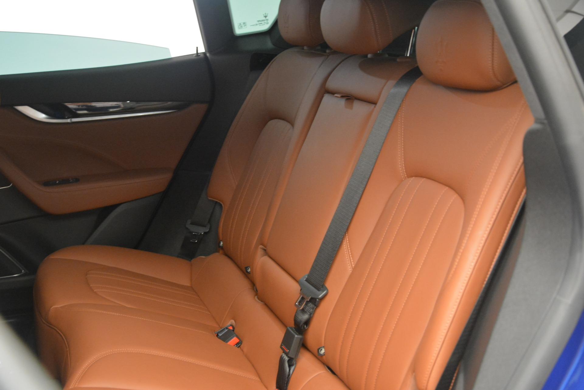 Used 2018 Maserati Levante Q4 For Sale In Westport, CT 1586_p24