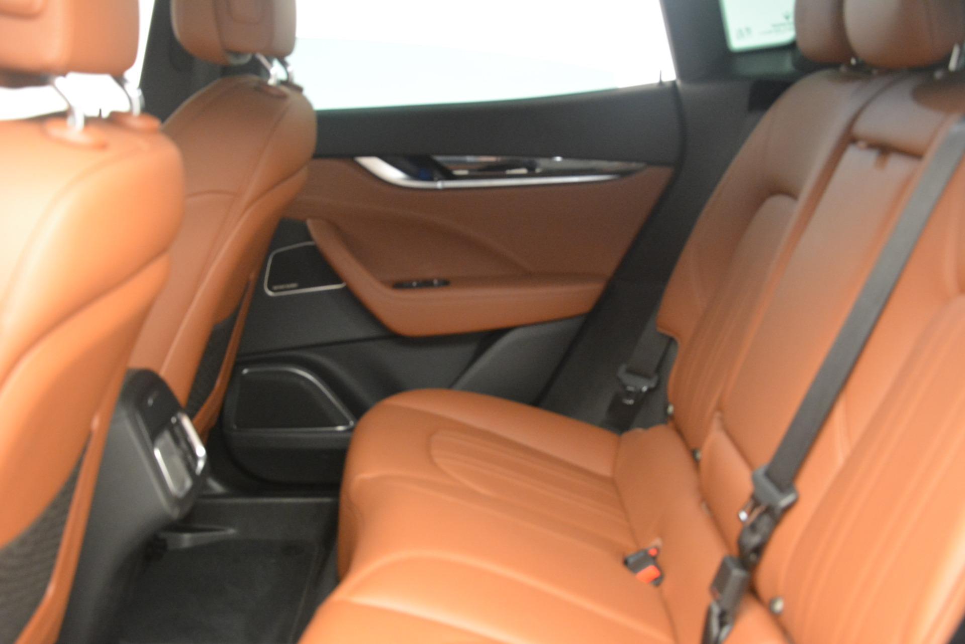 Used 2018 Maserati Levante Q4 For Sale In Westport, CT 1586_p25