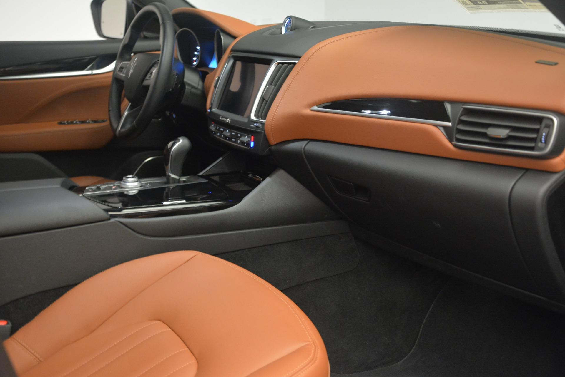 New 2018 Maserati Levante Q4 For Sale In Westport, CT 1586_p27