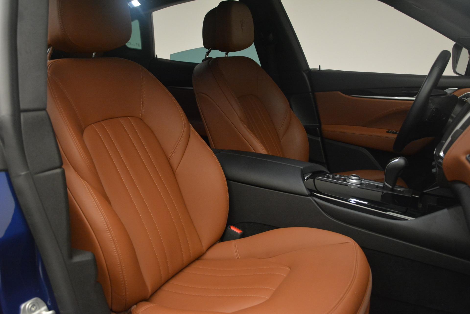 Used 2018 Maserati Levante Q4 For Sale In Westport, CT 1586_p29