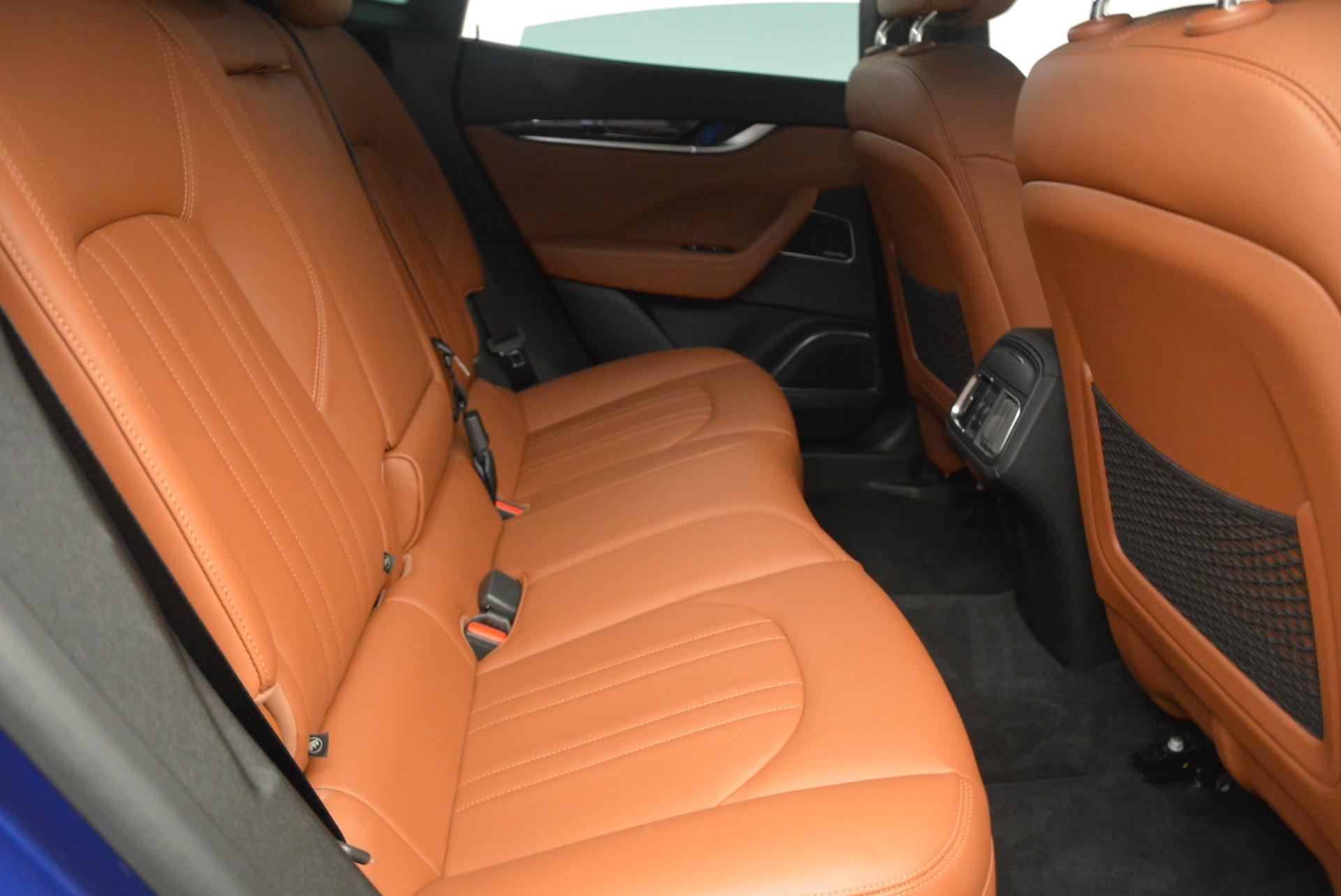 Used 2018 Maserati Levante Q4 For Sale In Westport, CT 1586_p32