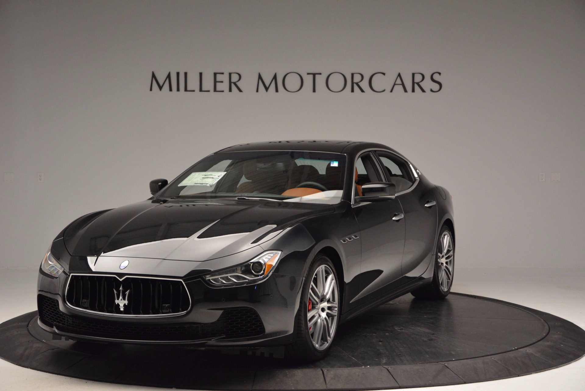 Used 2014 Maserati Ghibli S Q4 For Sale In Westport, CT 1587_main