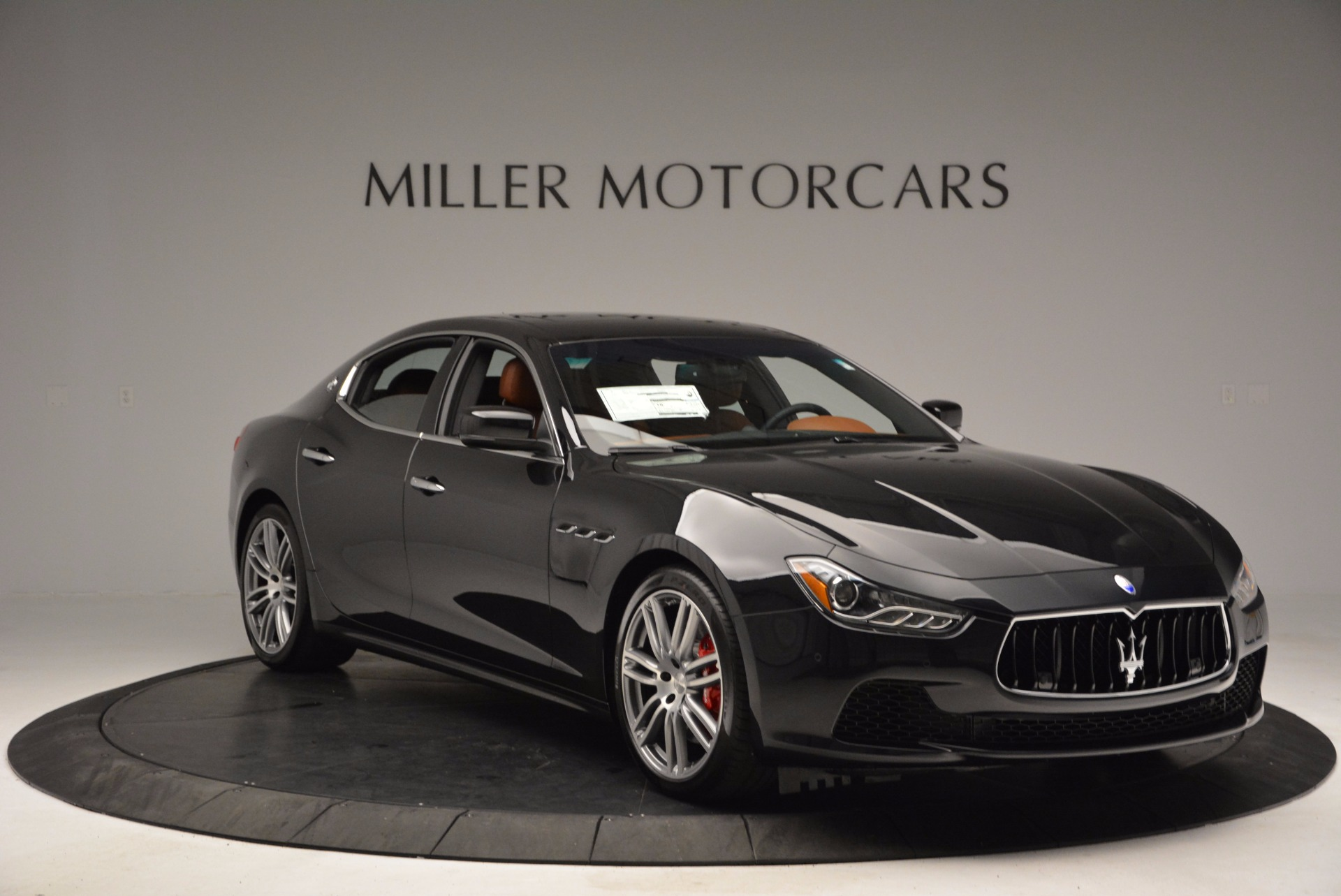 Used 2014 Maserati Ghibli S Q4 For Sale In Westport, CT 1587_p11